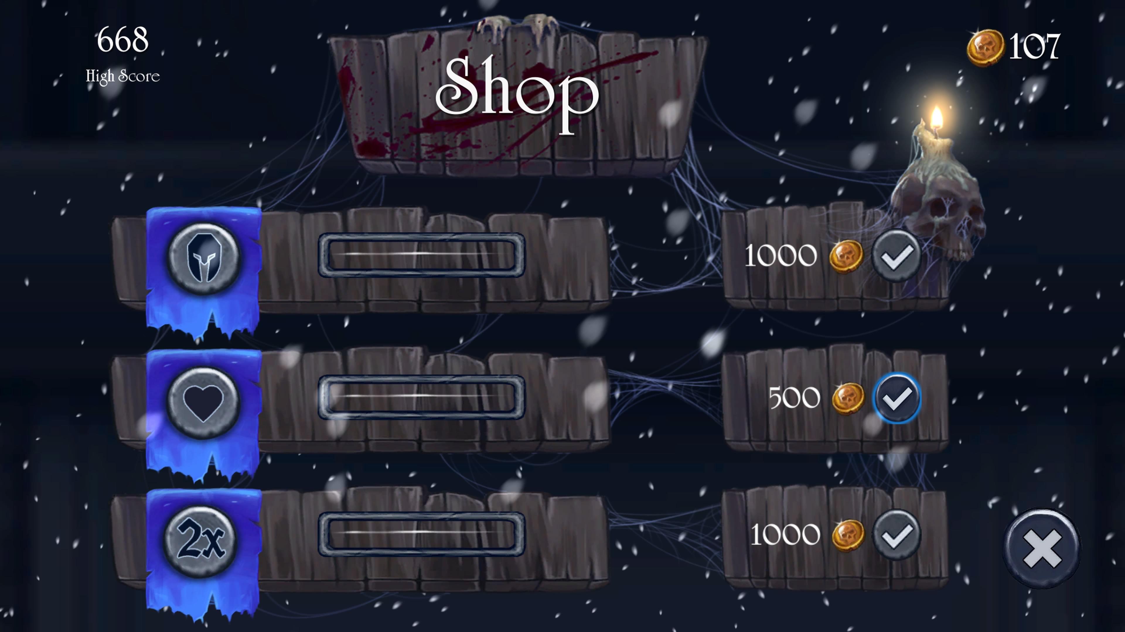 Скриншот №4 к Dark Thrones
