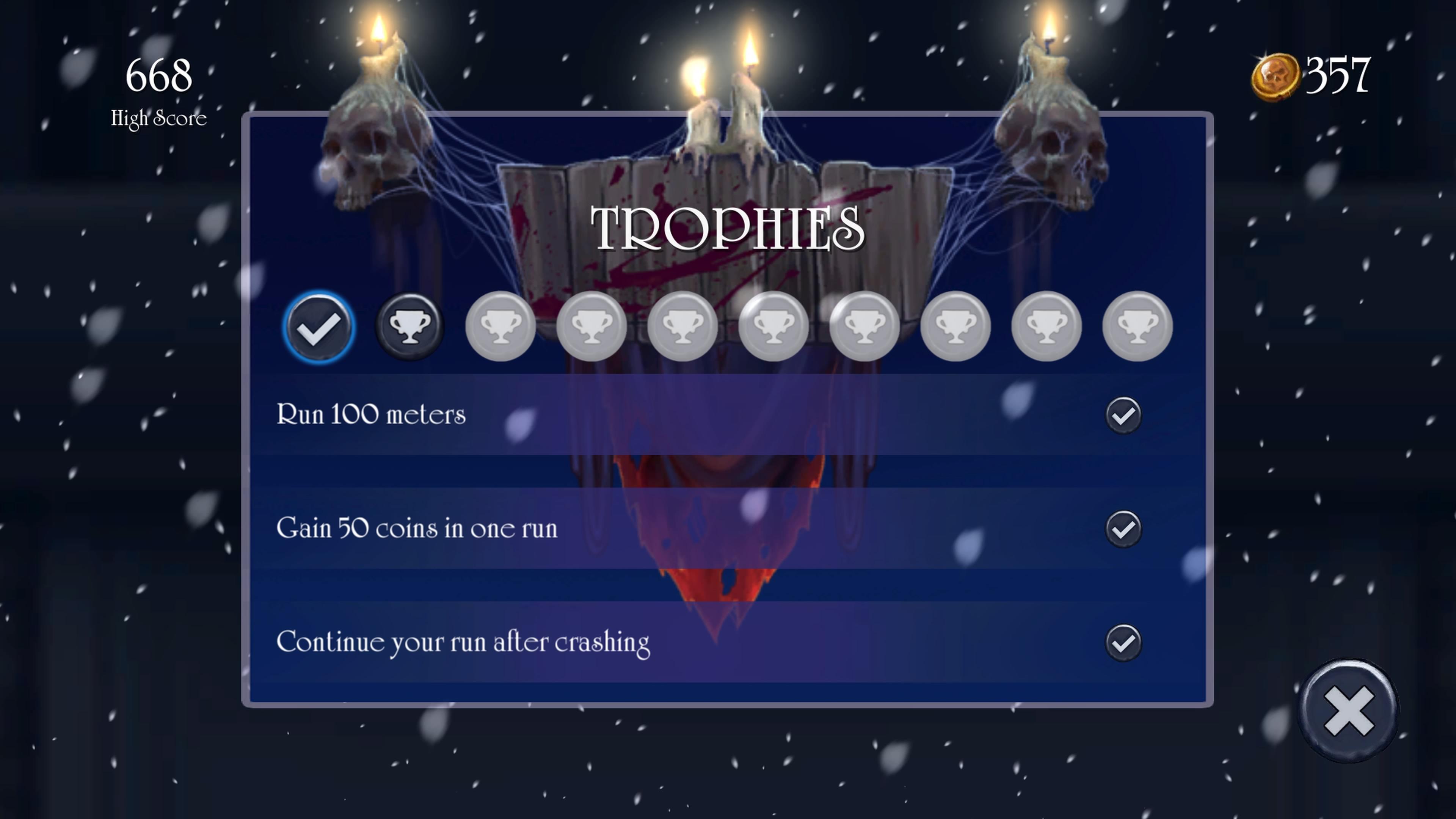 Скриншот №8 к Dark Thrones