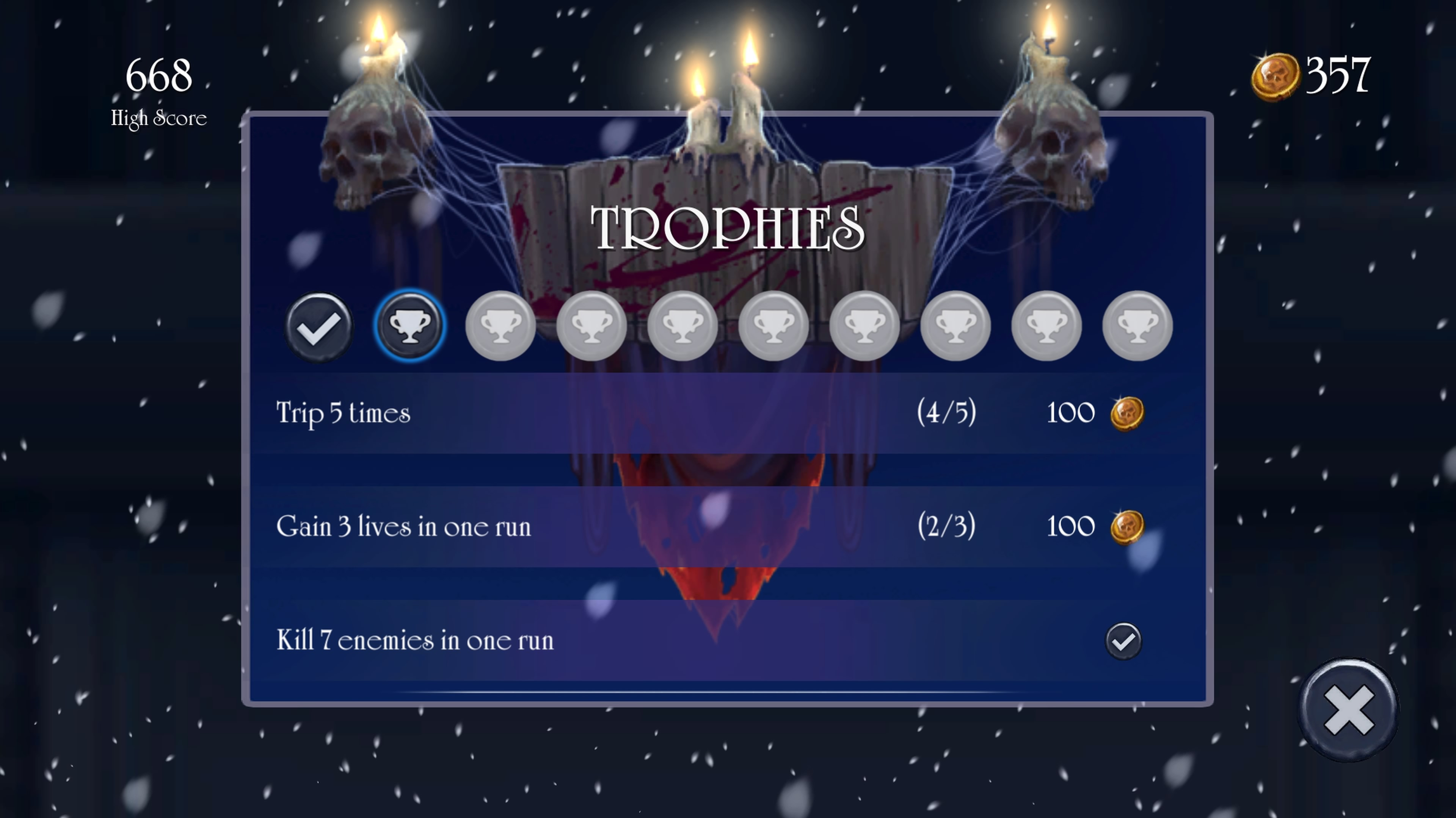 Скриншот №7 к Dark Thrones