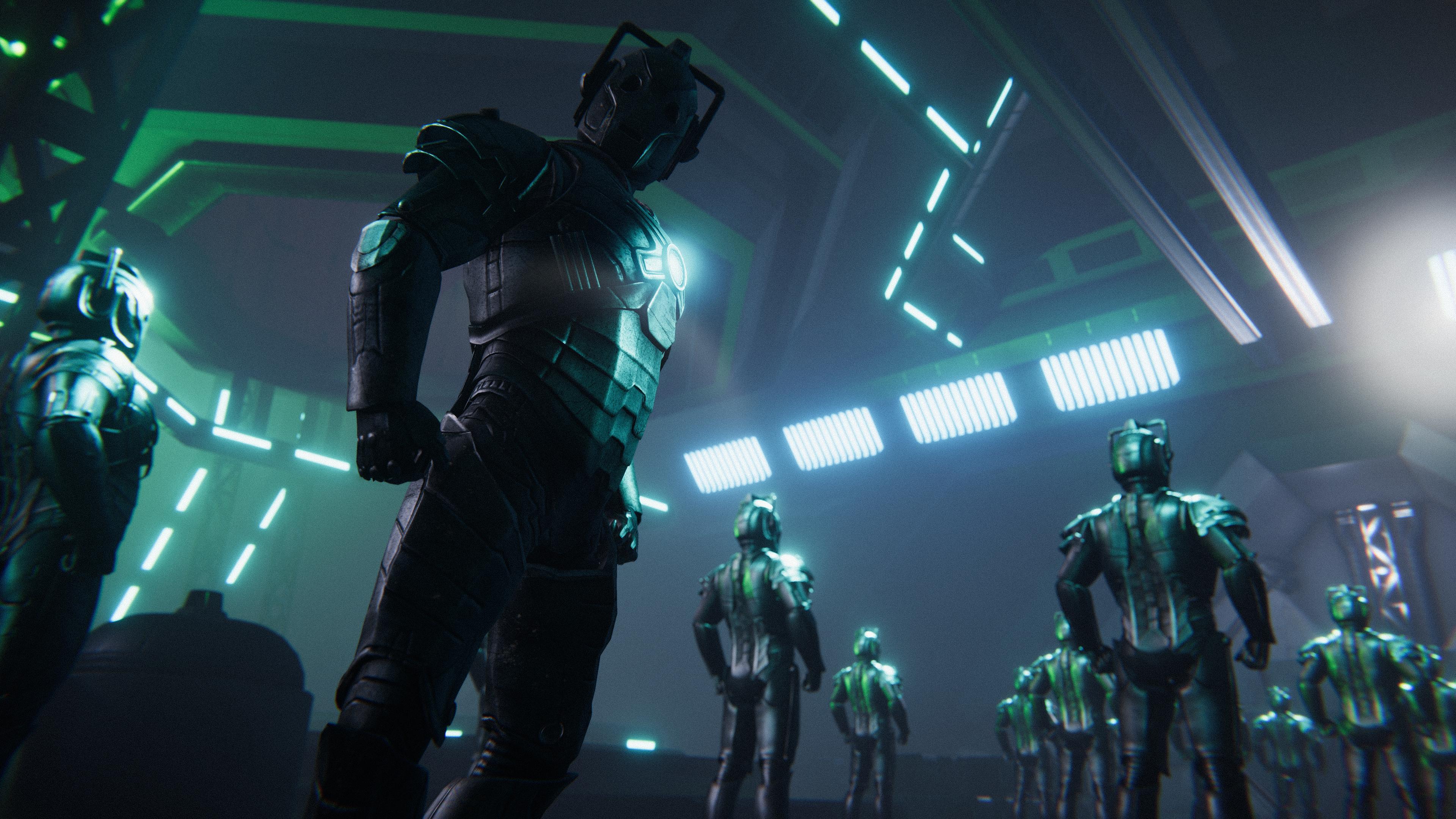 Скриншот №4 к Doctor Who The Edge of Reality