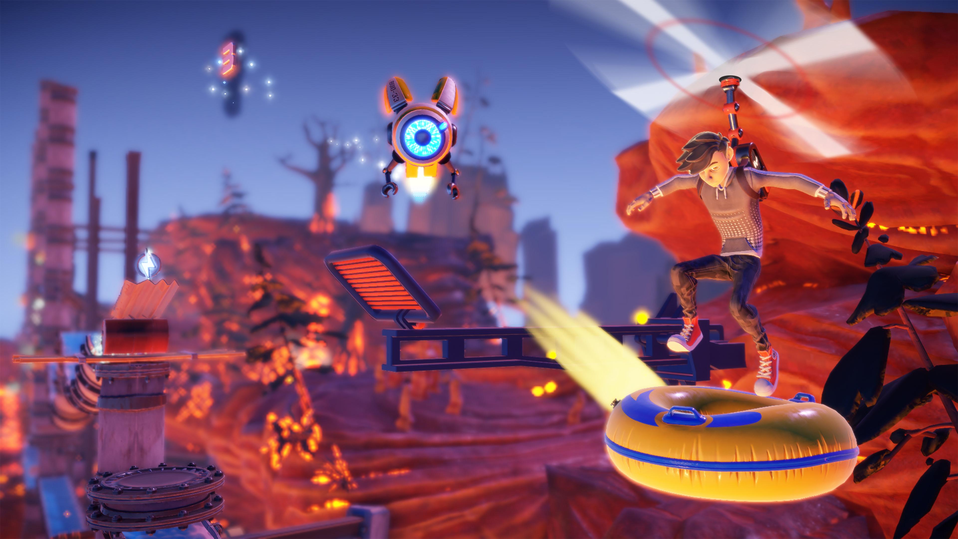 Скриншот №1 к Микки Шторм и Проклятая маска