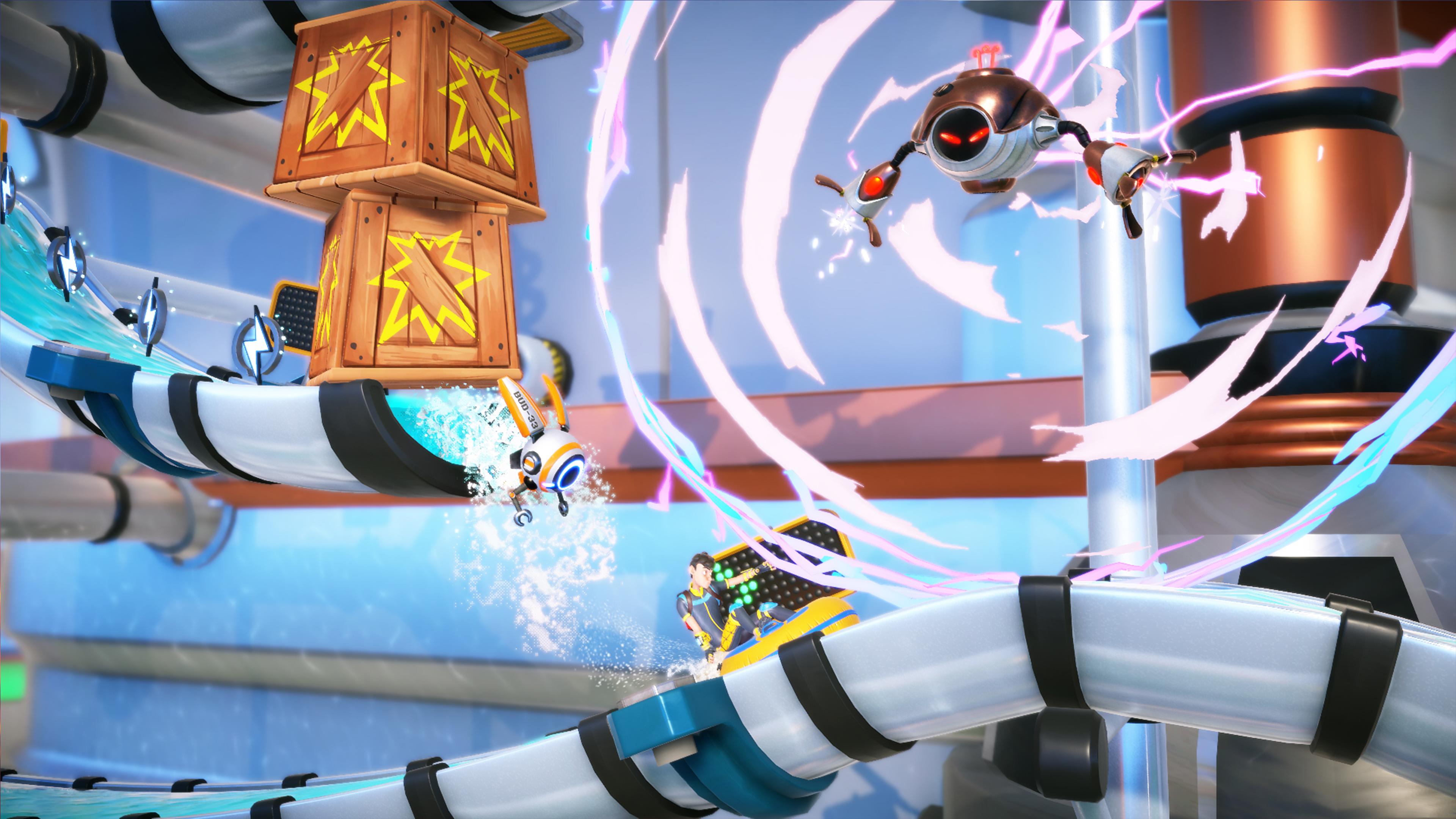 Скриншот №4 к Микки Шторм и Проклятая маска