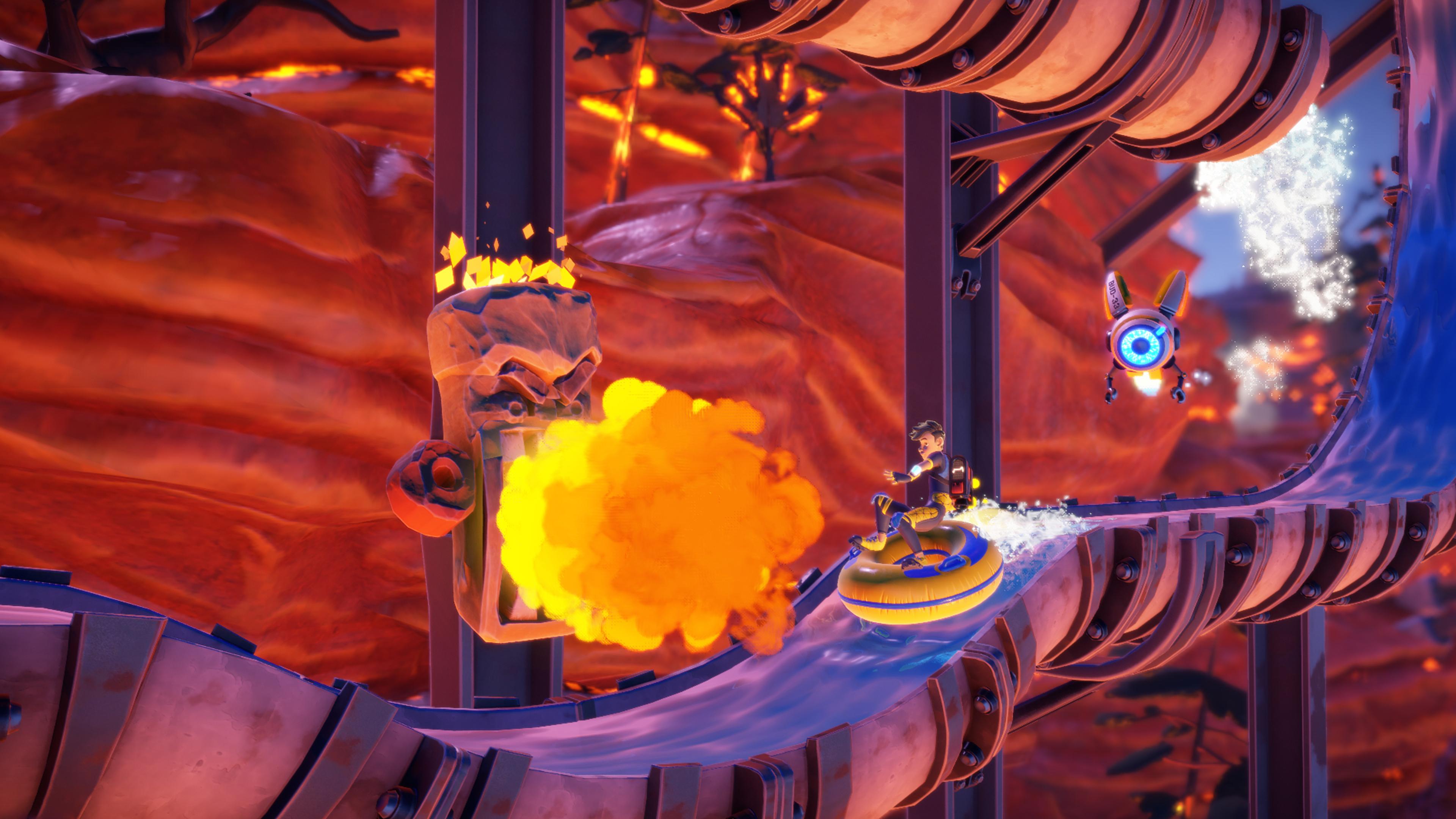 Скриншот №2 к Микки Шторм и Проклятая маска