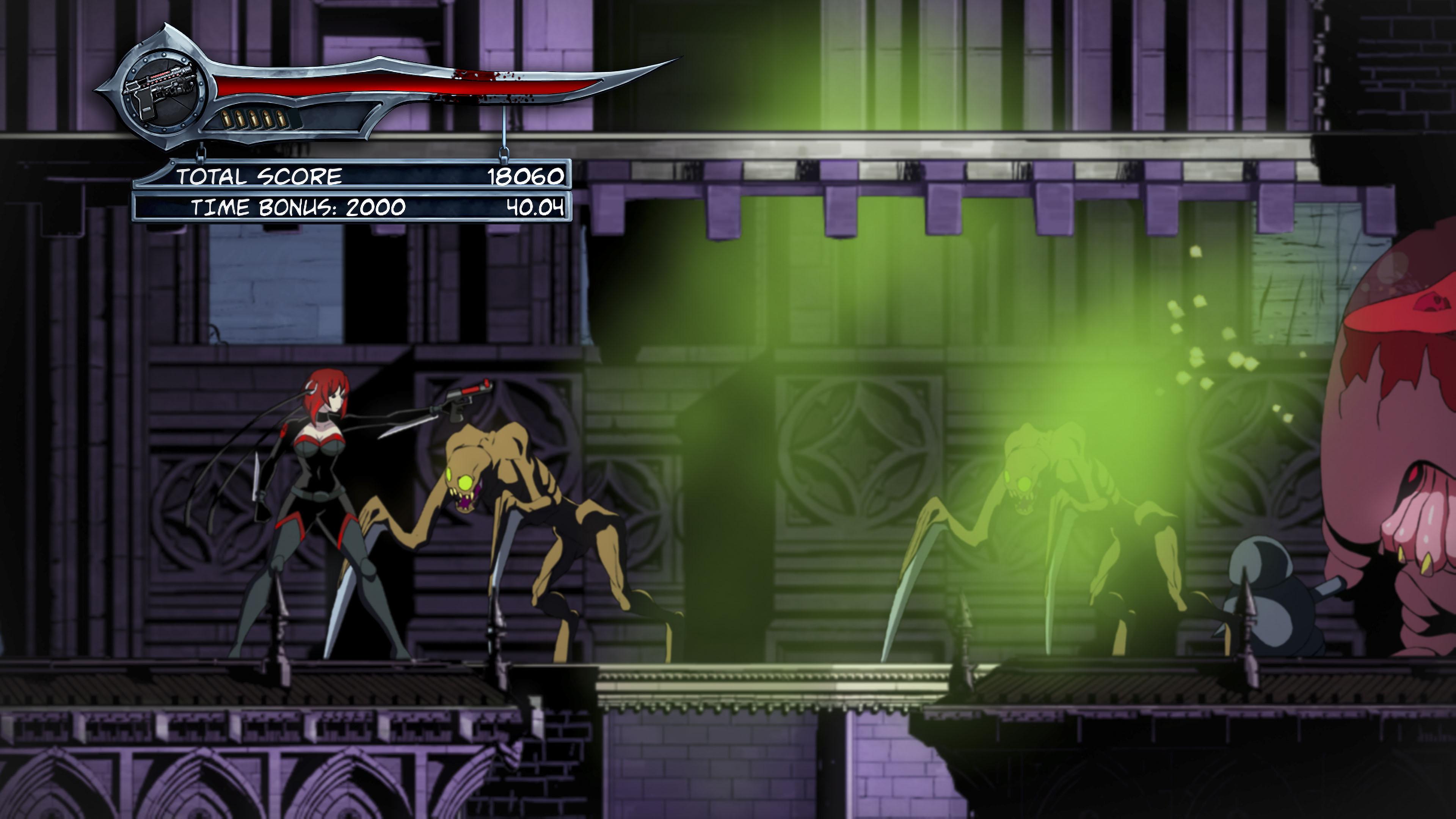 Скриншот №1 к BloodRayne Betrayal Fresh Bites