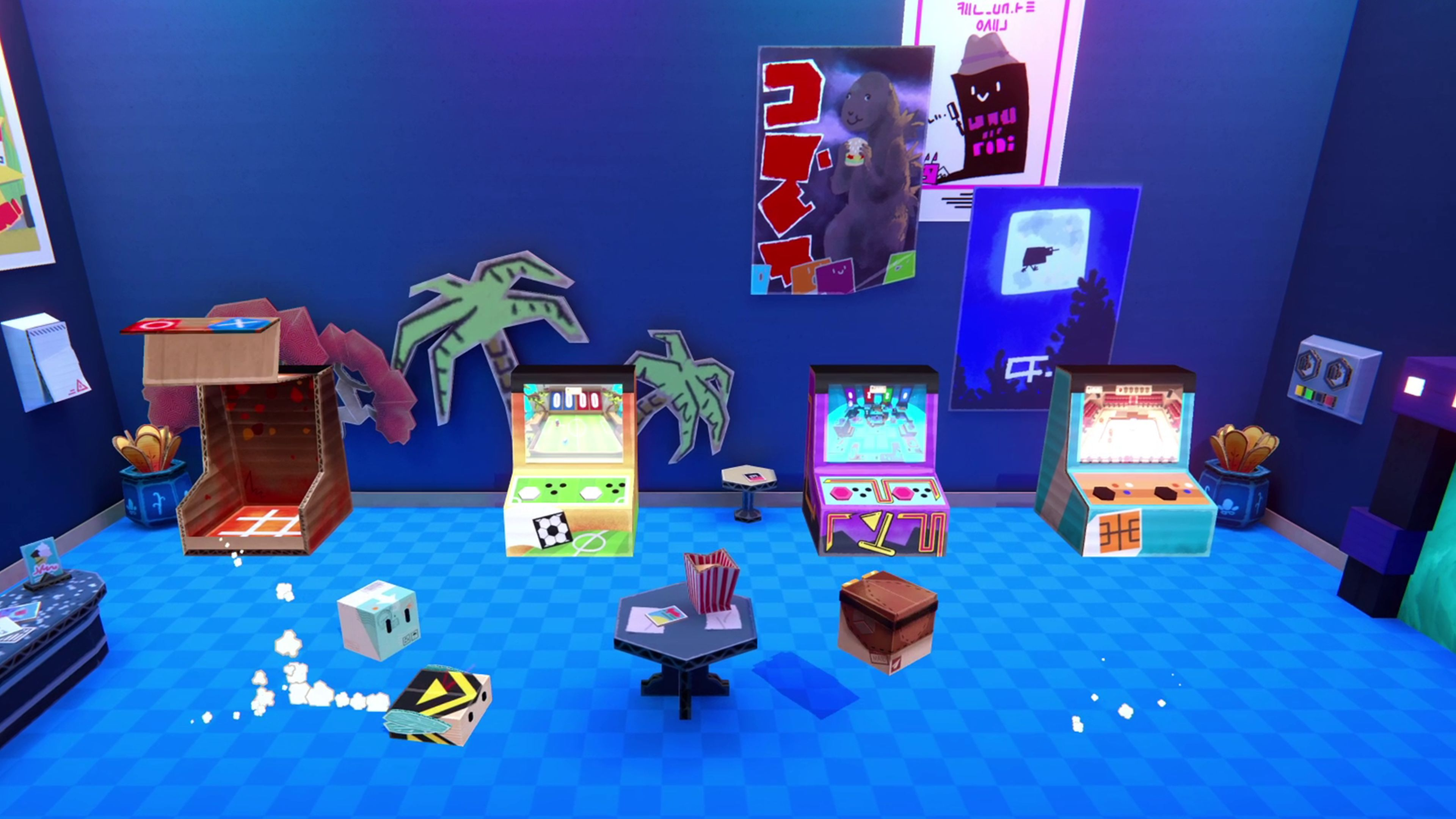 Скриншот №3 к Pile Up! Box by Box