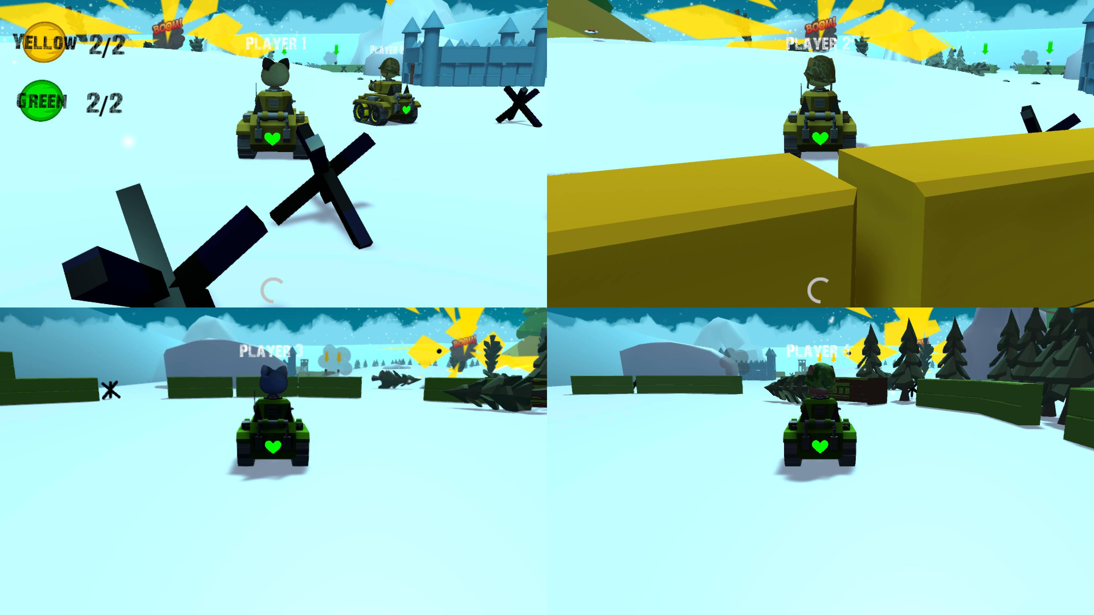 Скриншот №4 к CATS OF WAR