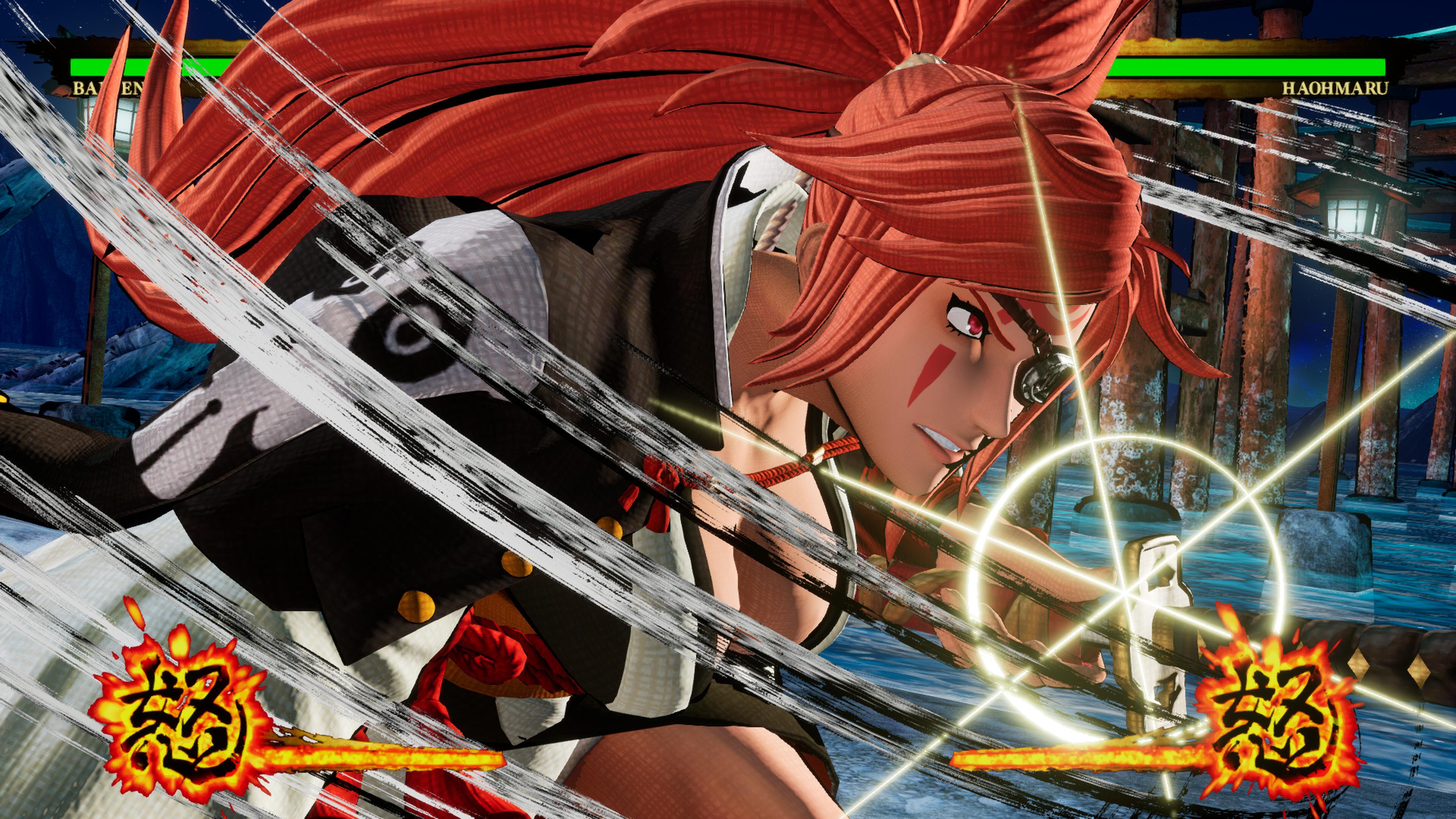 Скриншот №2 к SAMURAI SHODOWN DLC С ПЕРСОНАЖЕМ «BAIKEN»