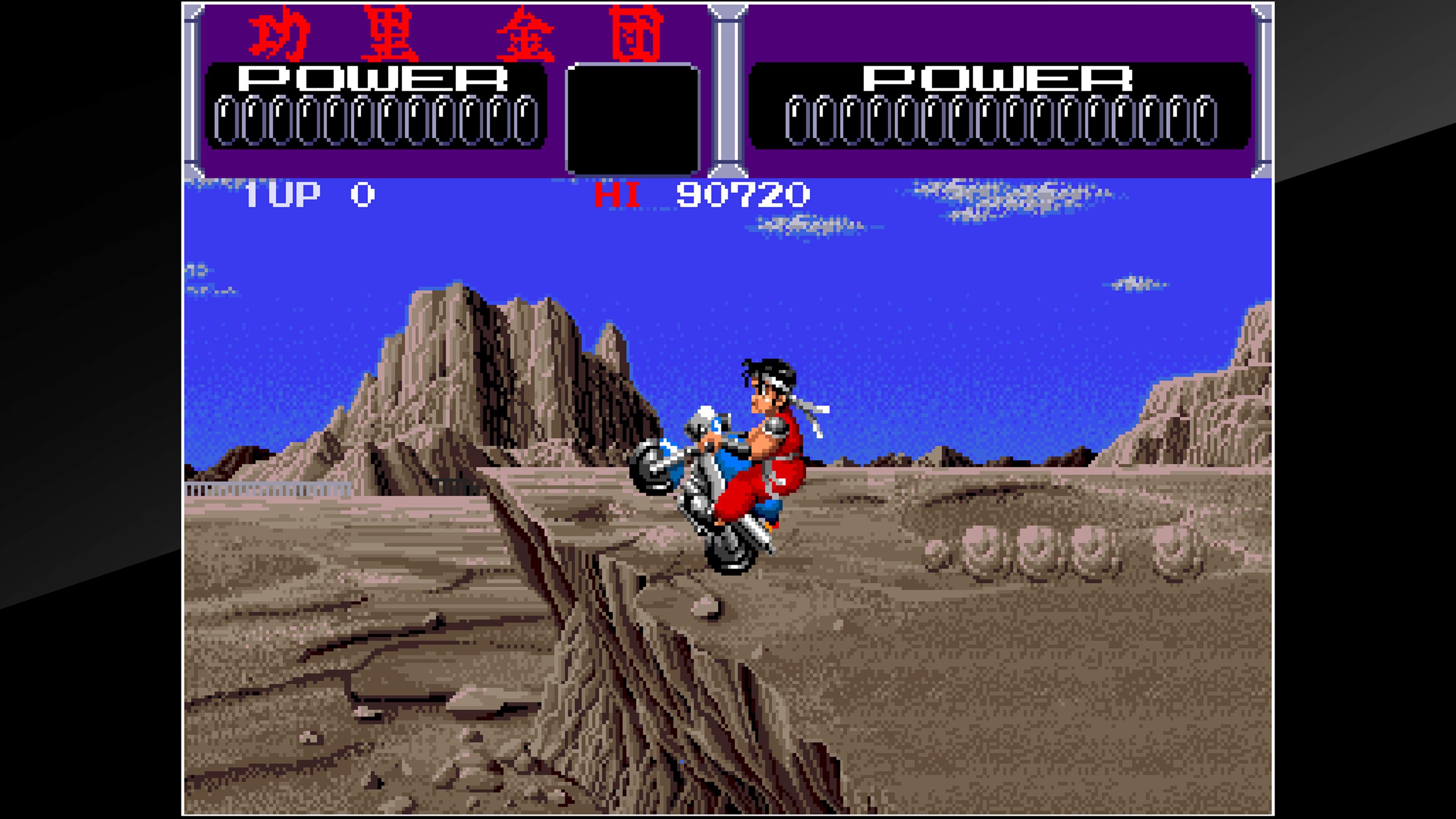 Скриншот №1 к Arcade Archives KURIKINTON