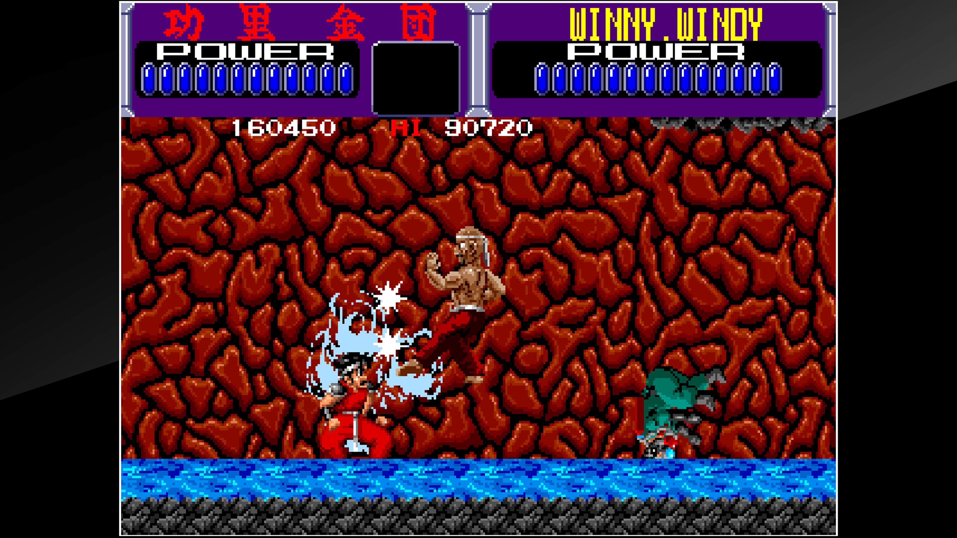 Скриншот №6 к Arcade Archives KURIKINTON