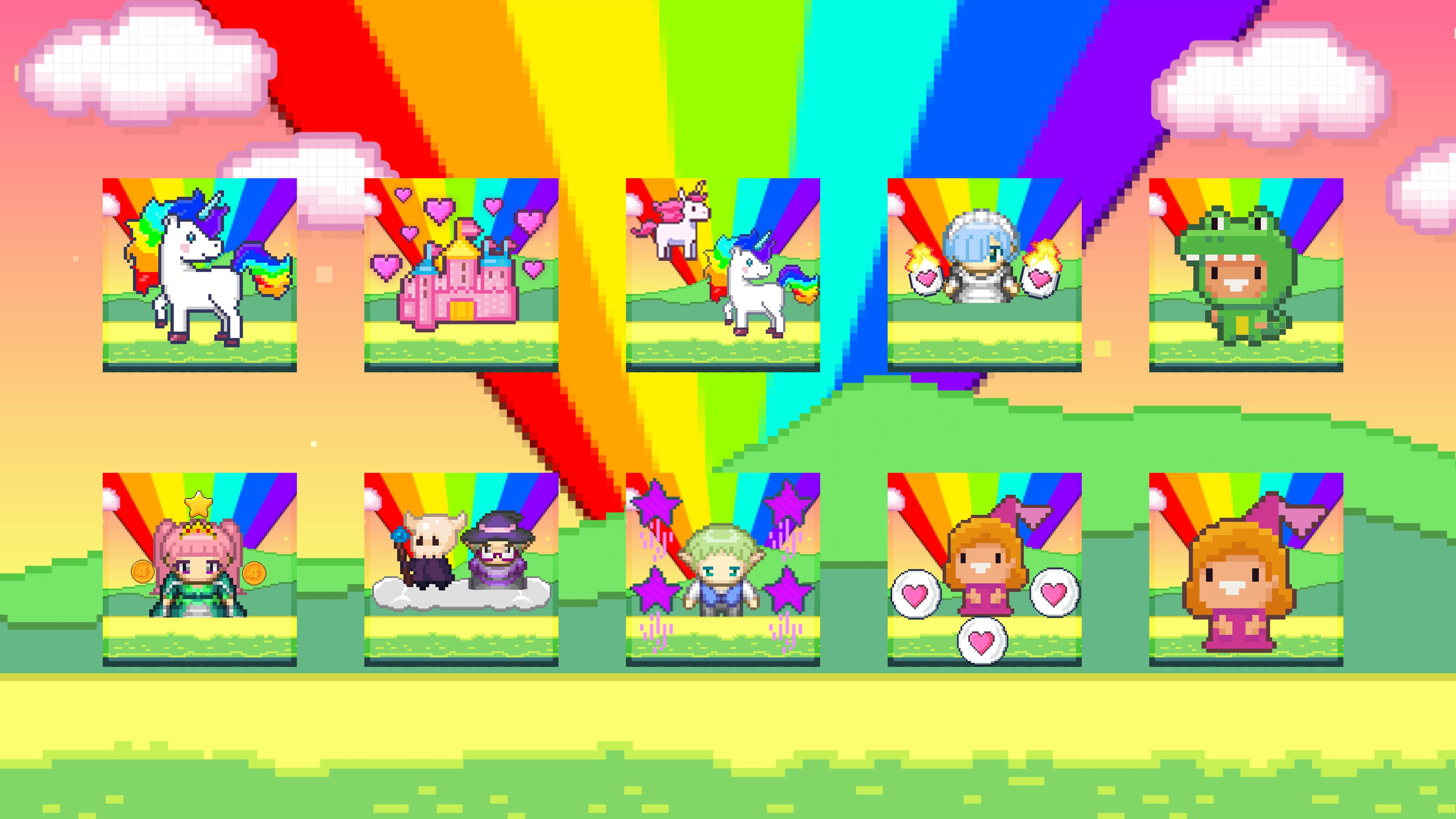 Скриншот №10 к Unicorn Break - Avatar Full Game Bundle