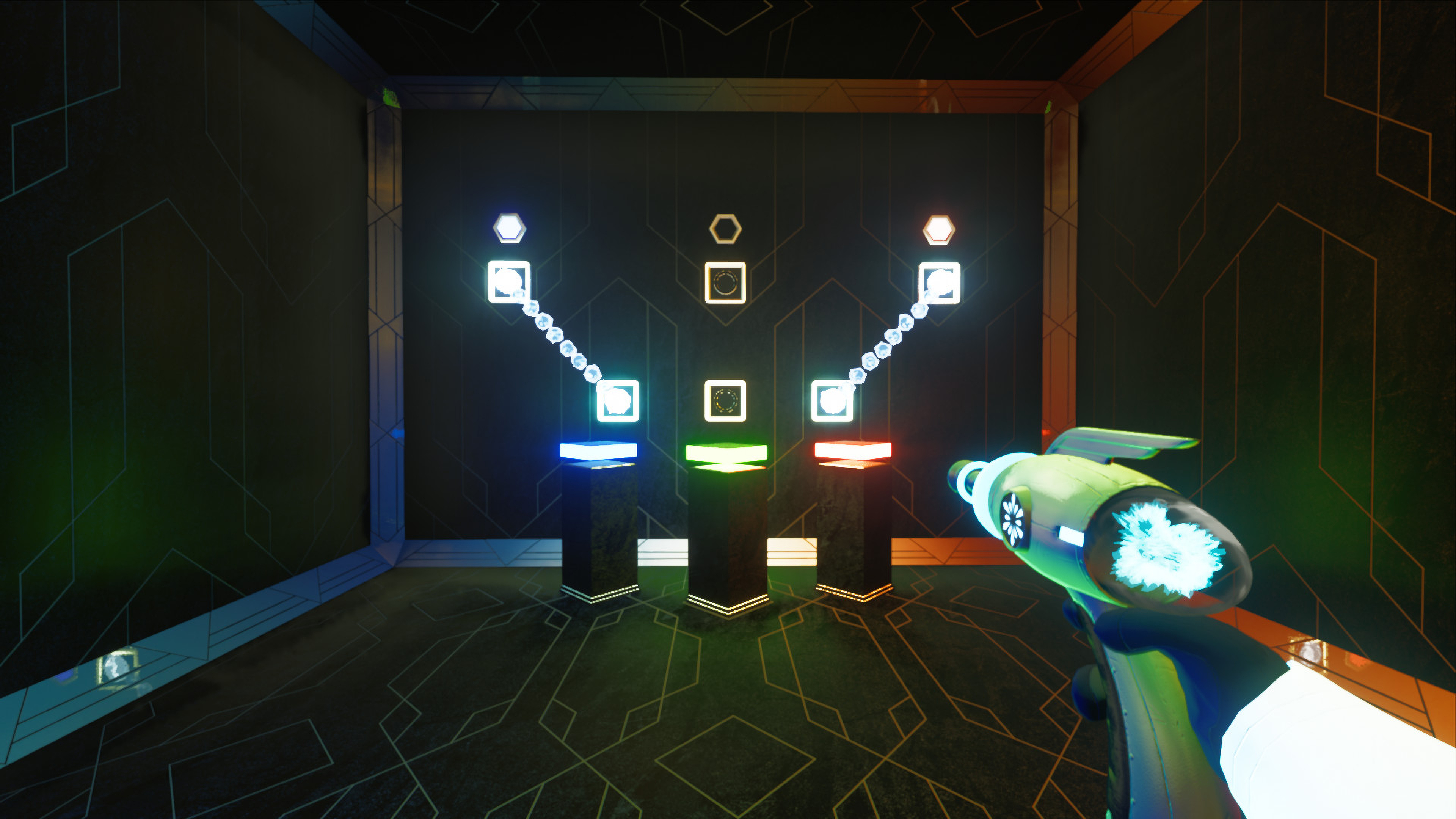 Скриншот №1 к Faraday Protocol