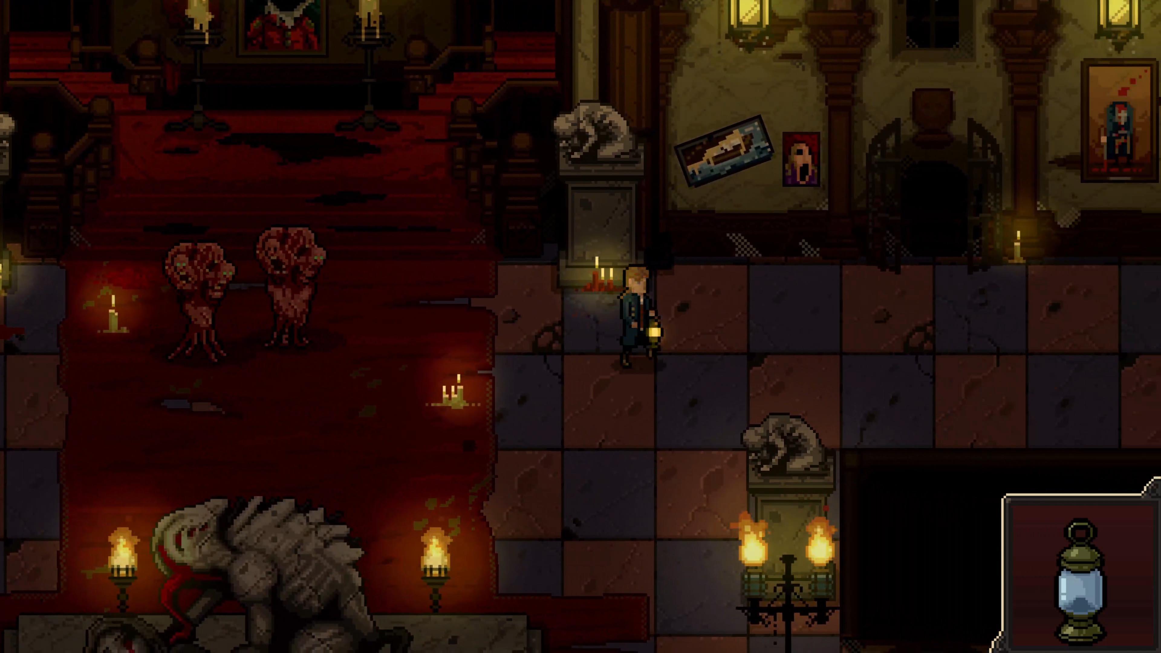 Скриншот №5 к Lamentum