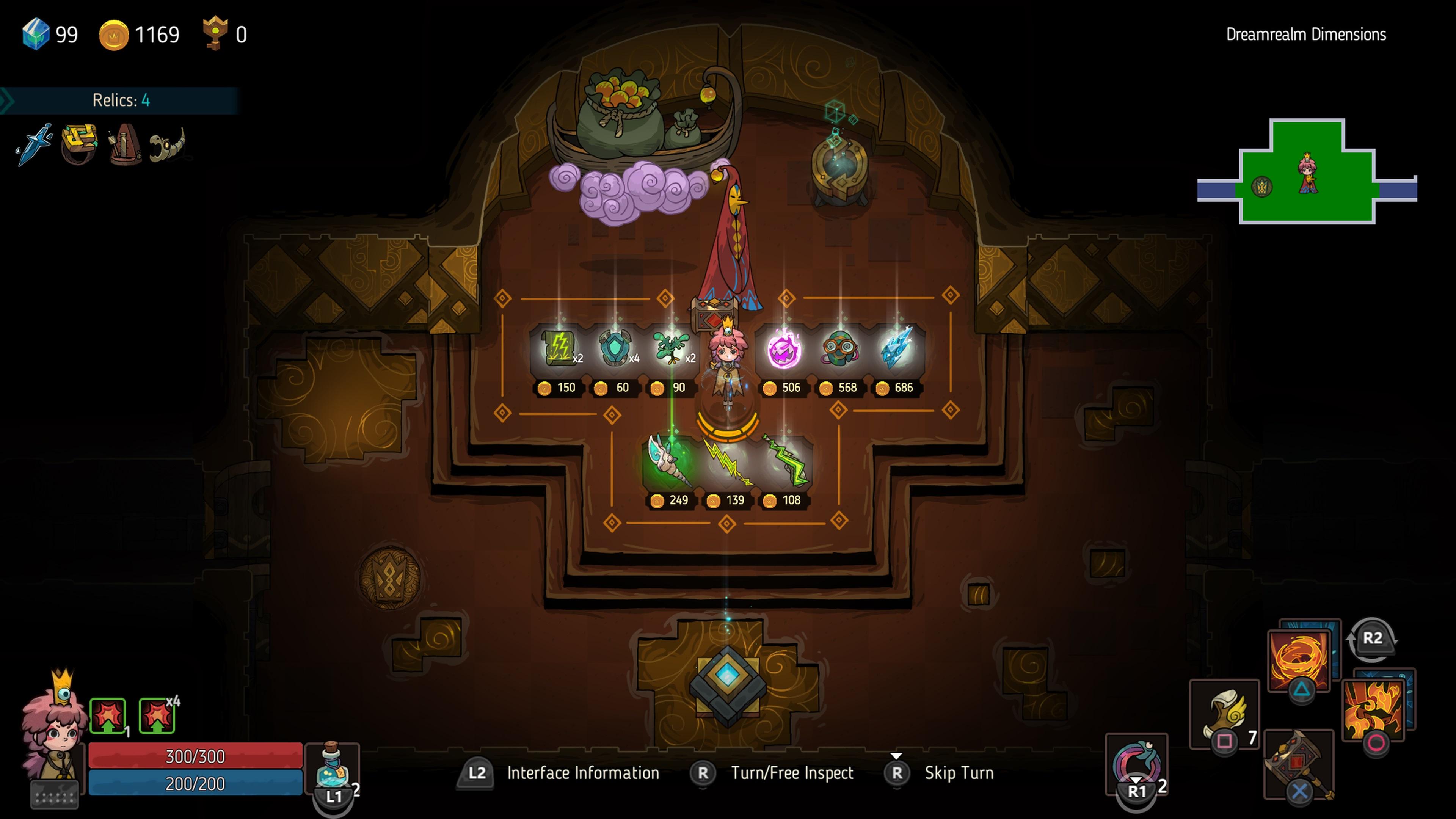 Скриншот №4 к Crown Trick