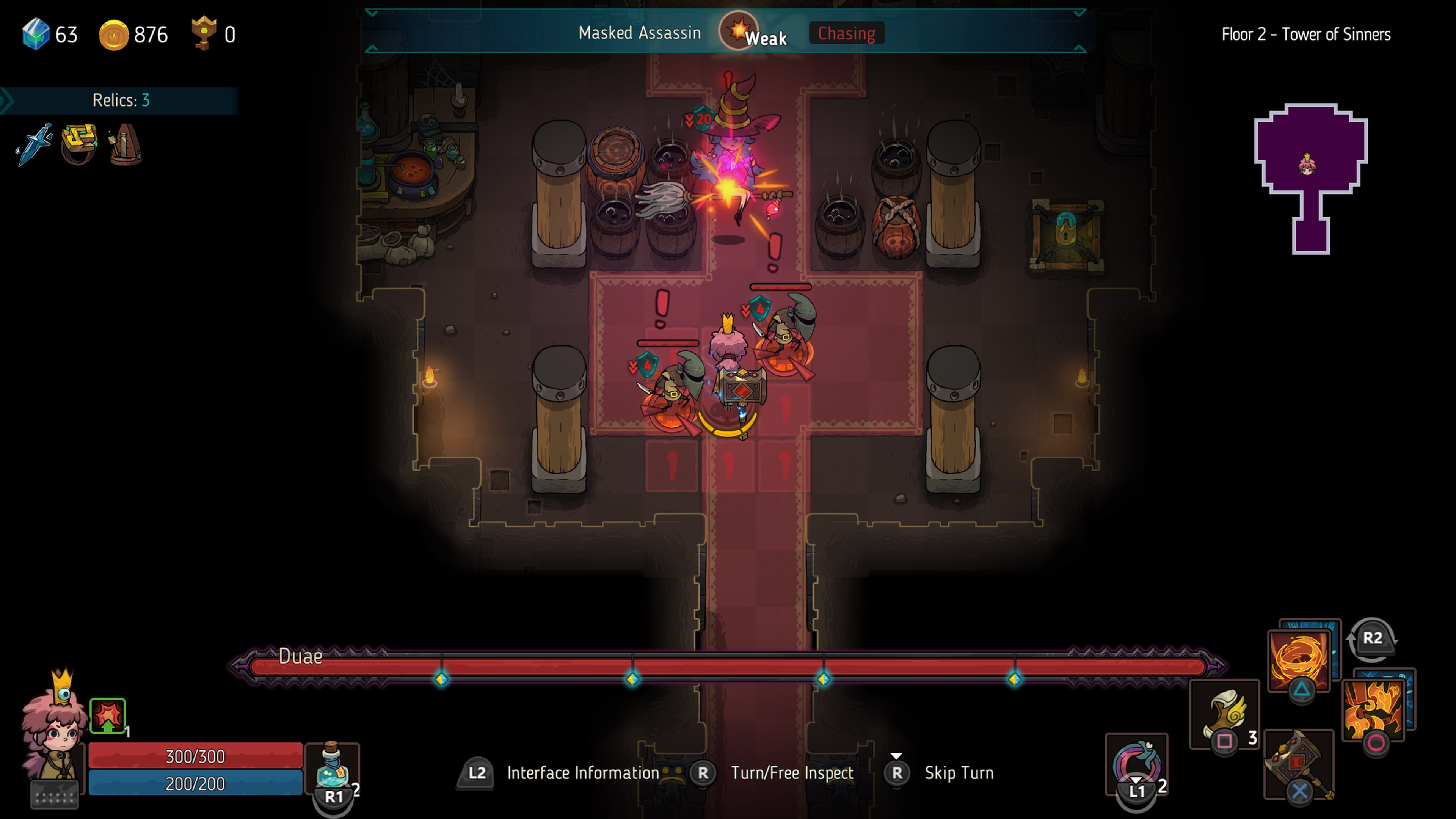 Скриншот №2 к Crown Trick