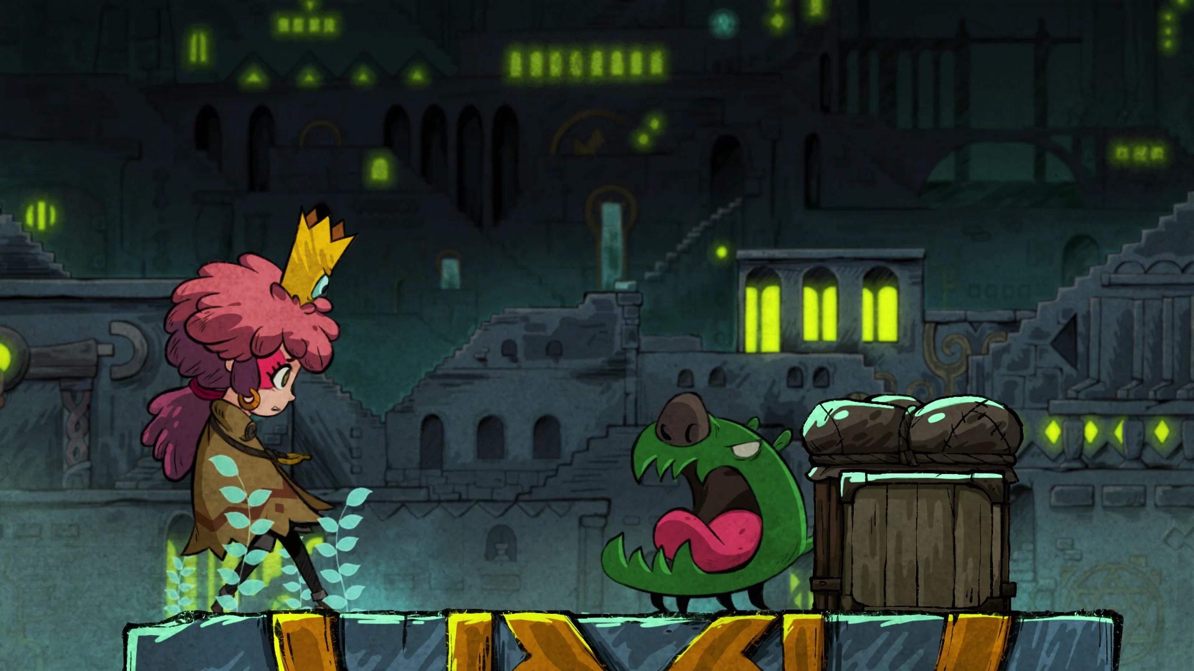 Скриншот №1 к Crown Trick
