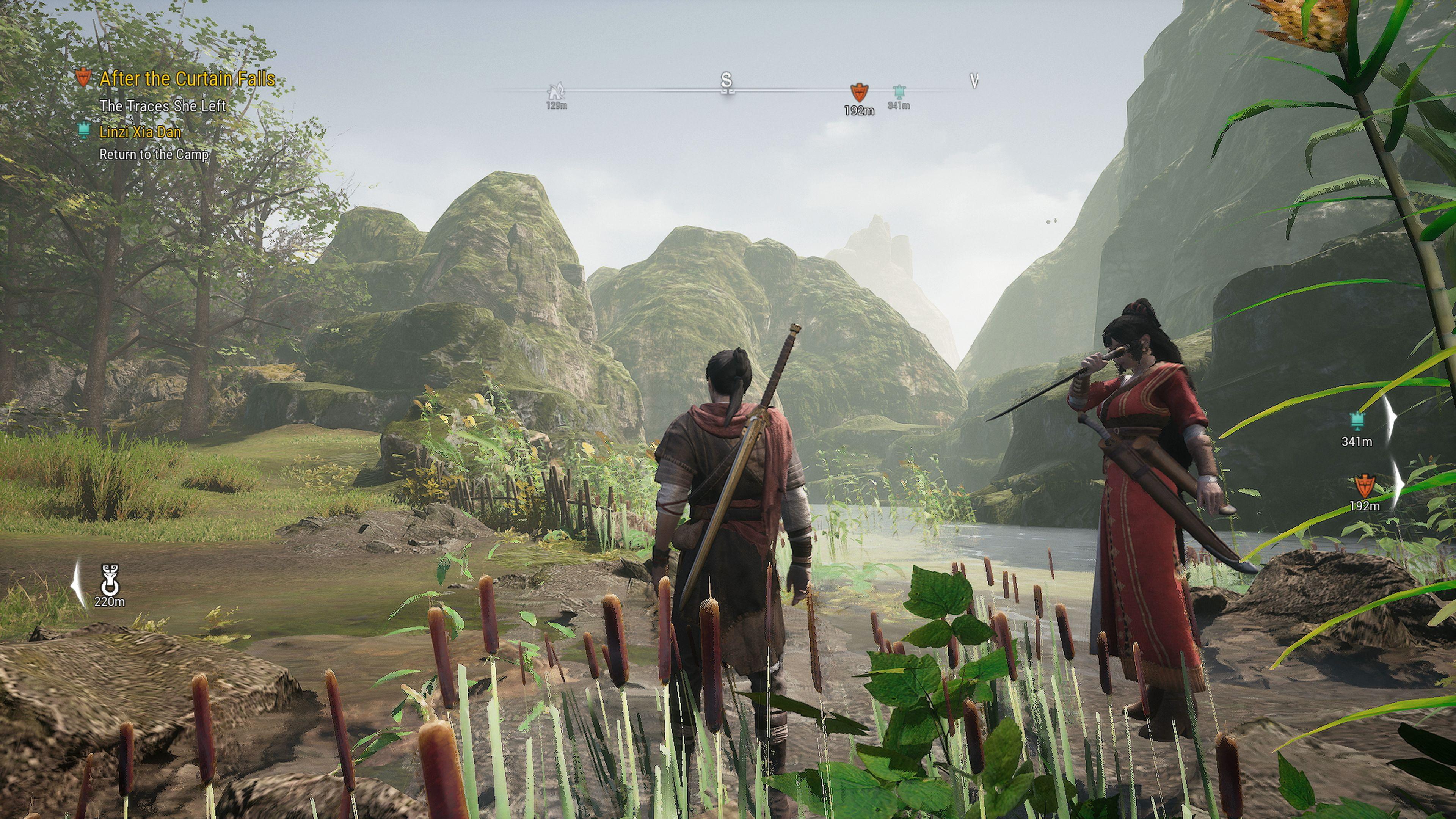 Скриншот №9 к Xuan Yuan Sword 7