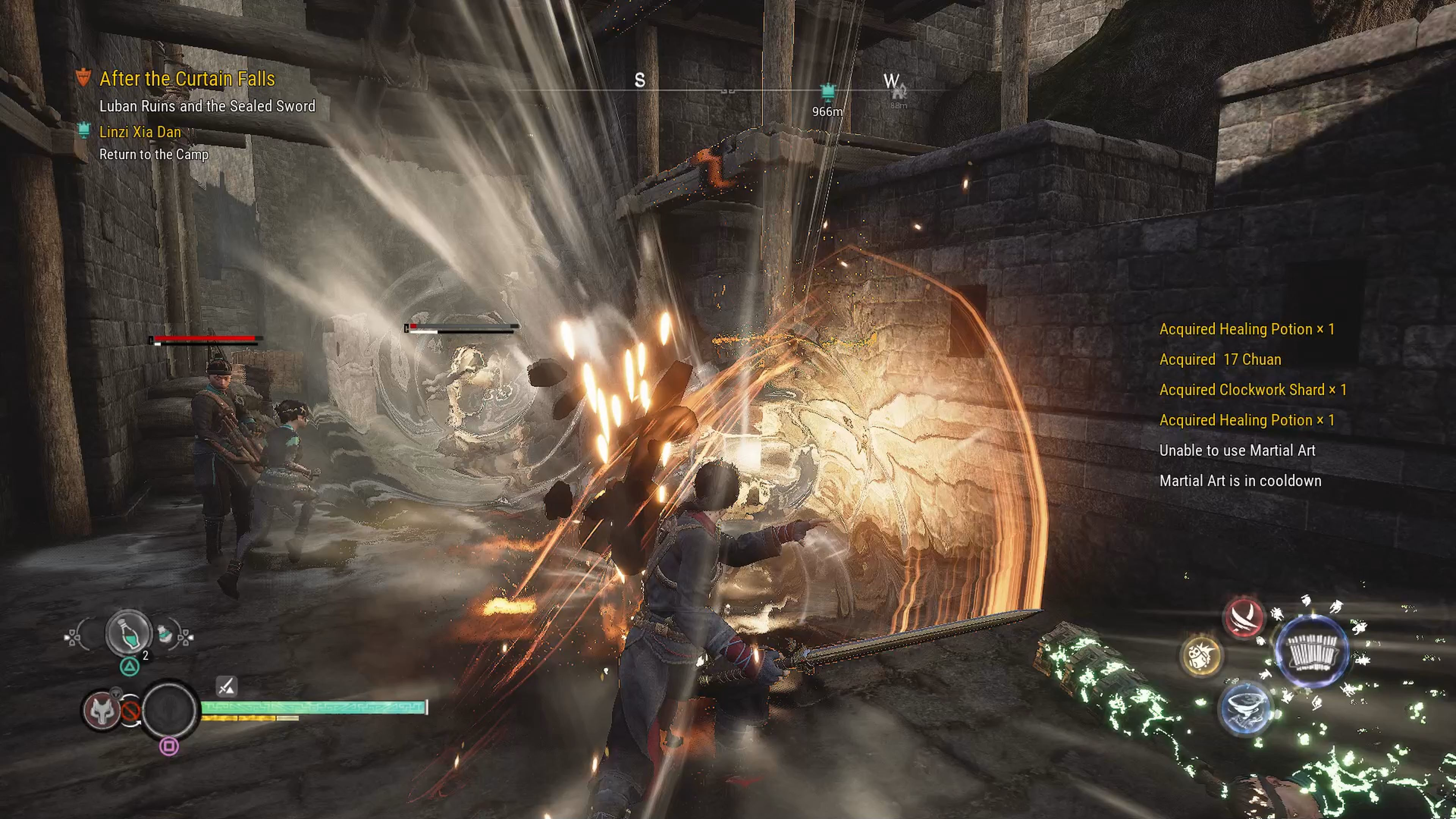 Скриншот №8 к Xuan Yuan Sword 7