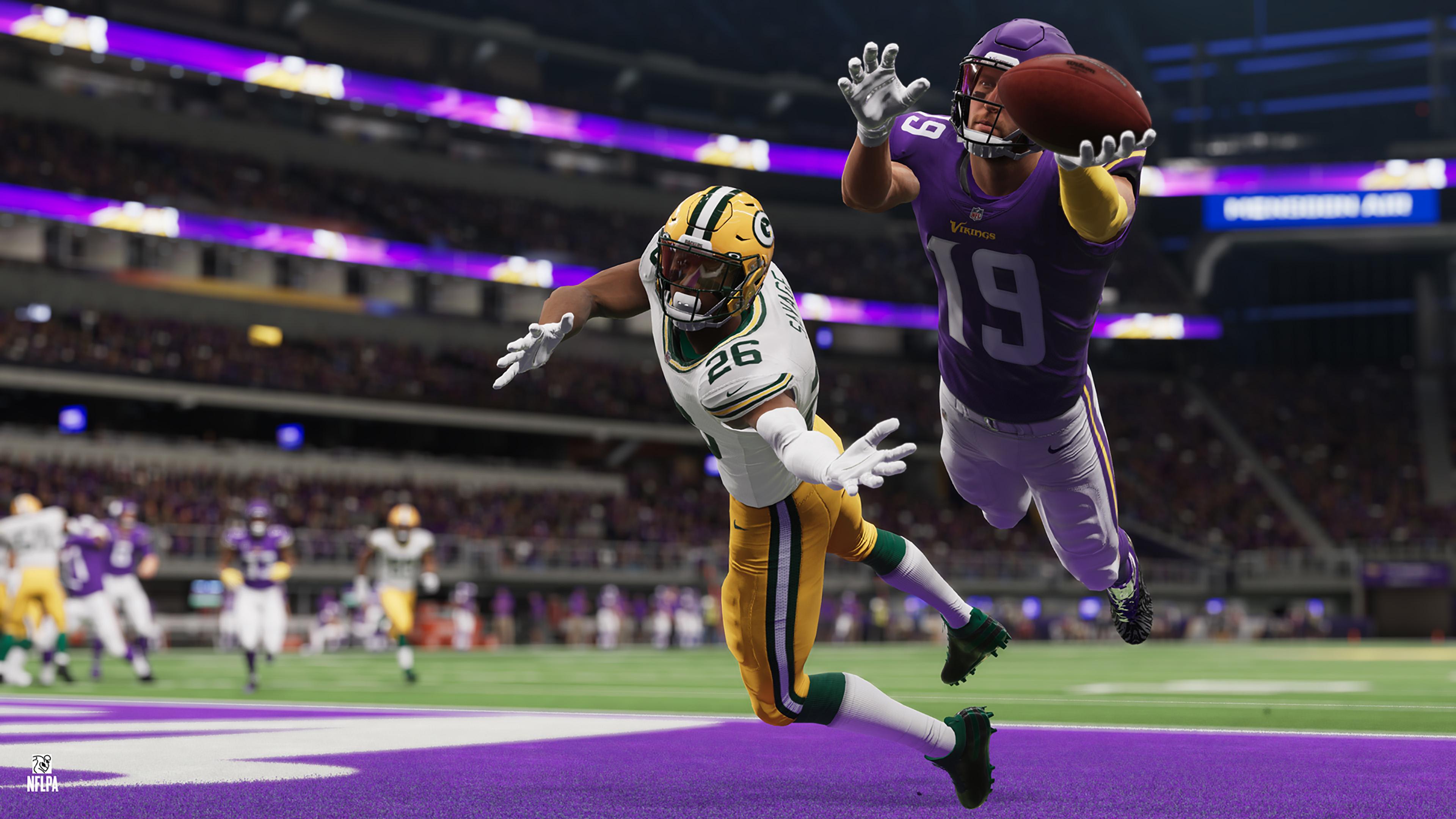 Скриншот №3 к Madden NFL 22 Издание MVP для PS4 и PS5