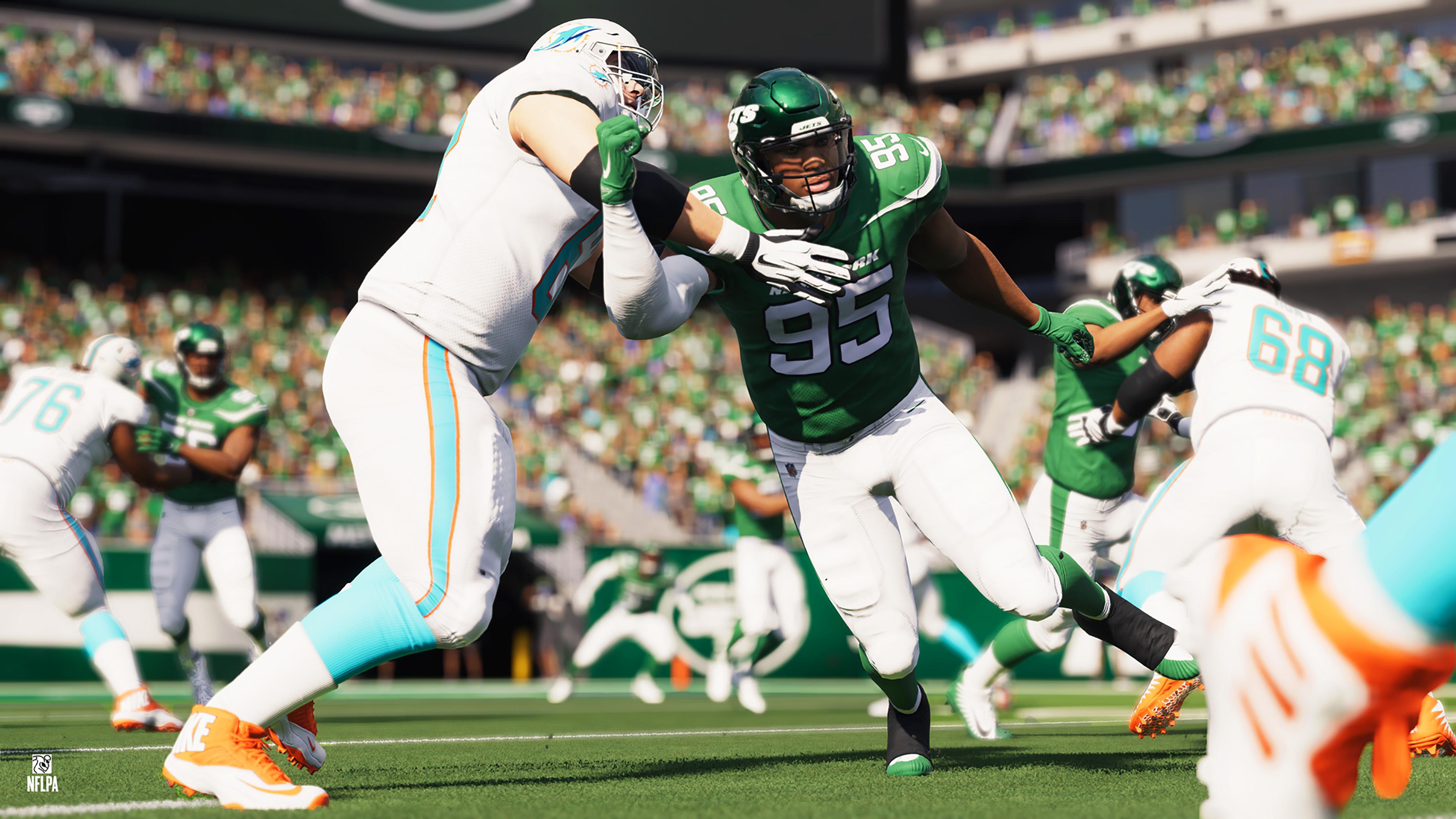 Скриншот №4 к Madden NFL 22 Издание MVP для PS4 и PS5