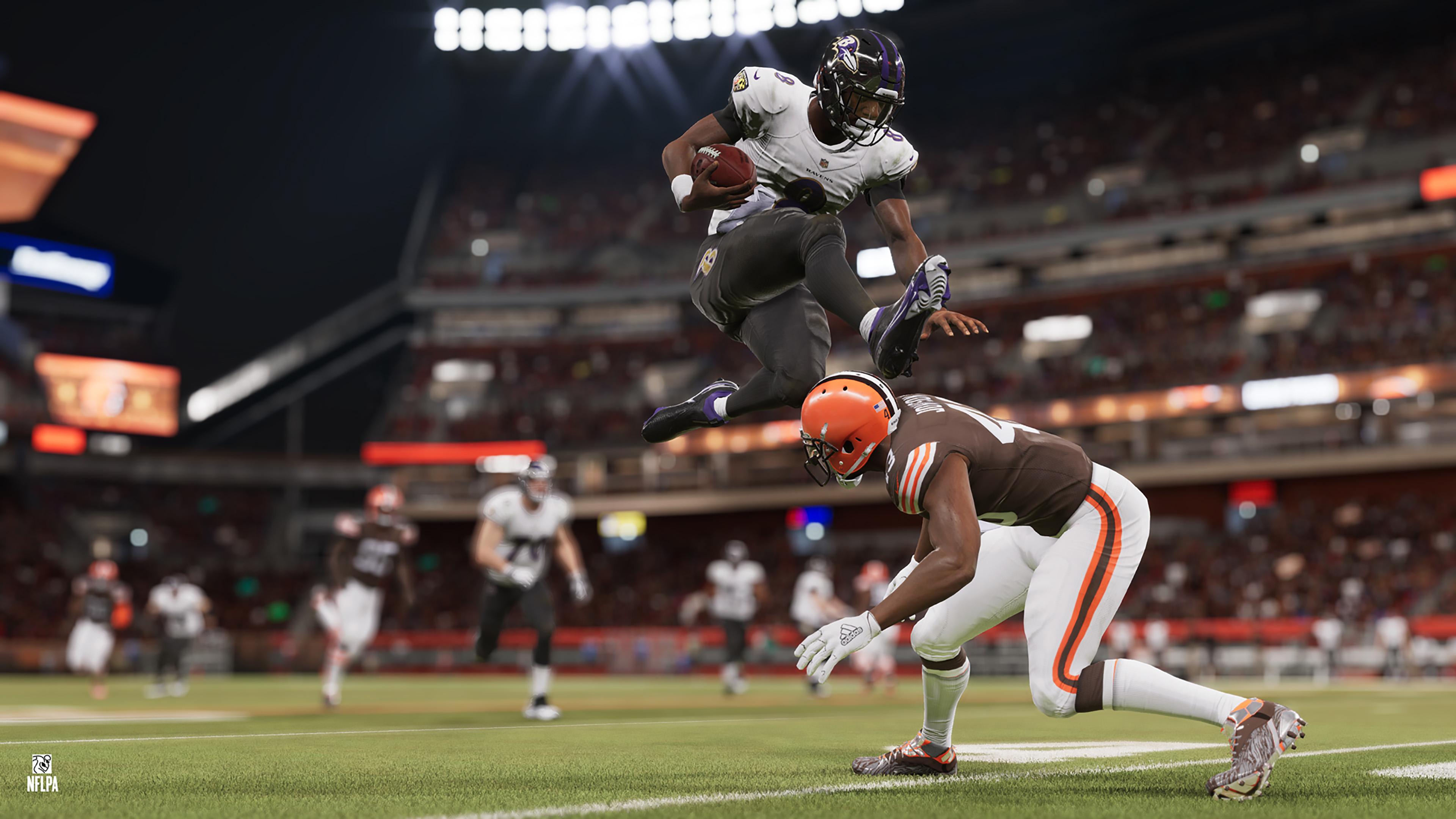Скриншот №1 к Madden NFL 22 Издание MVP для PS4 и PS5