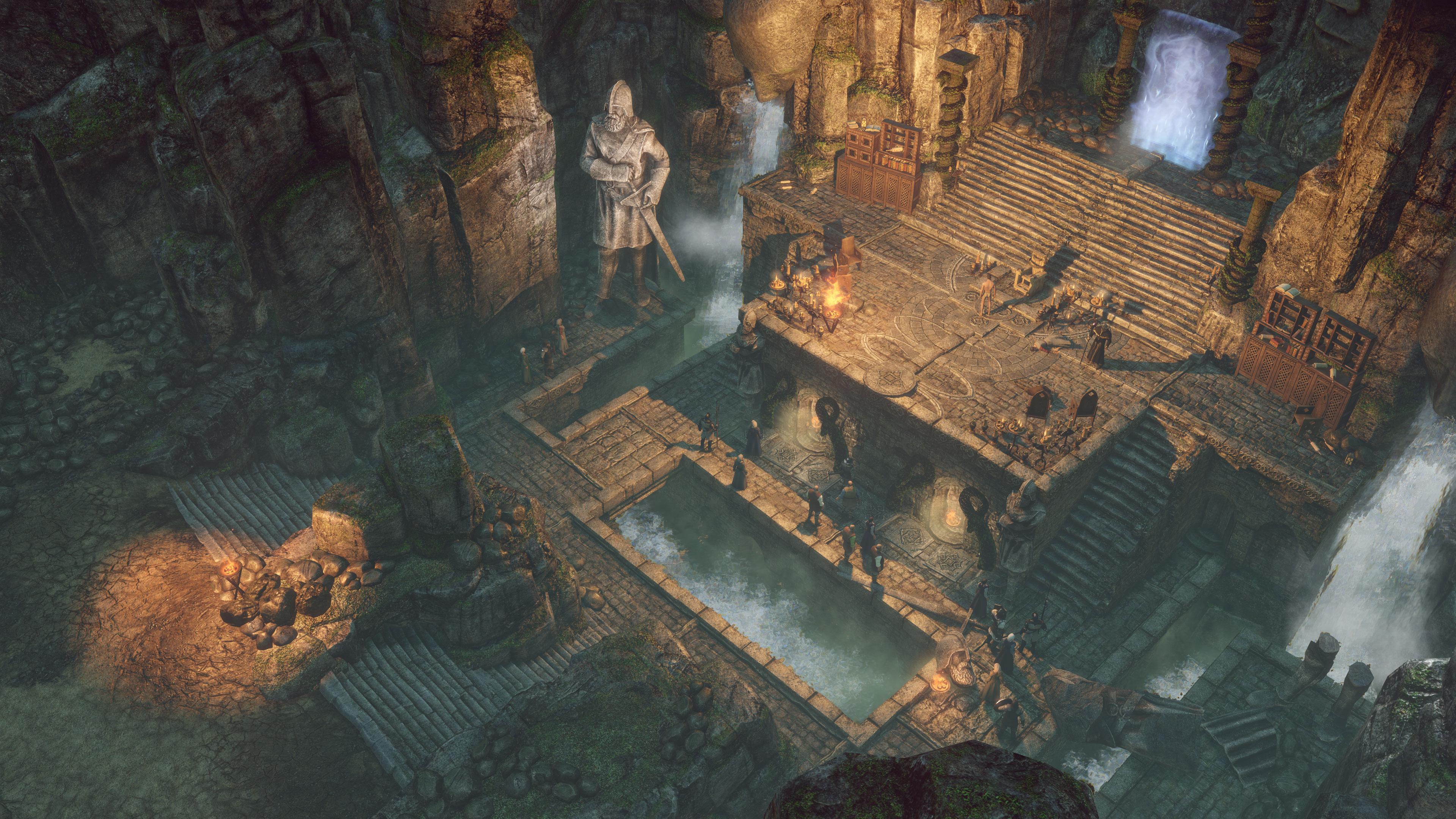 Скриншот №4 к SpellForce III Reforced