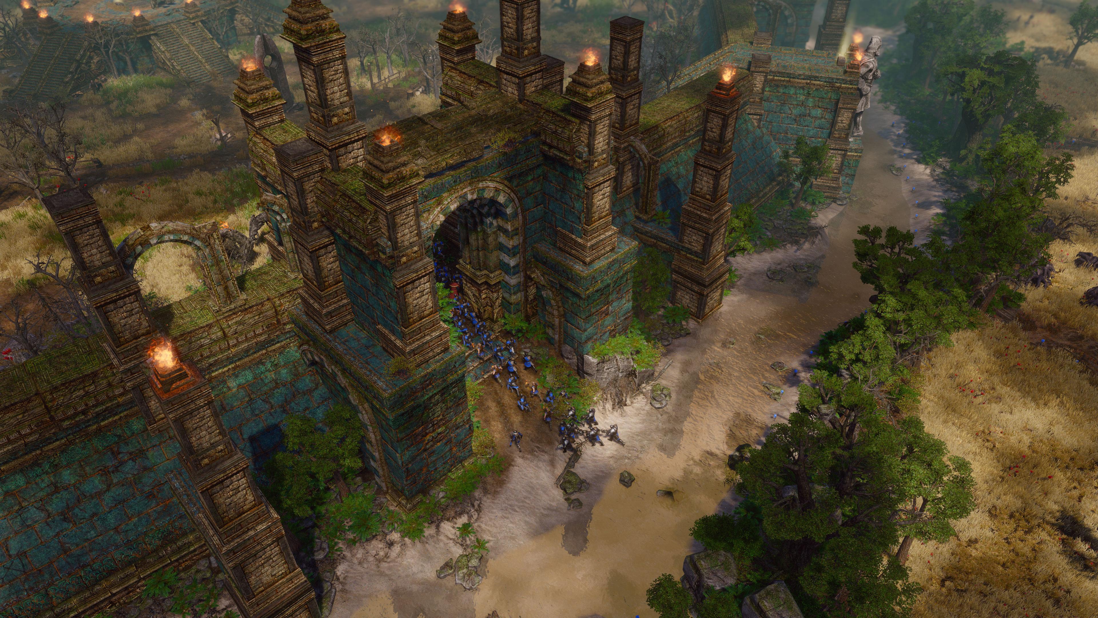 Скриншот №1 к SpellForce III Reforced