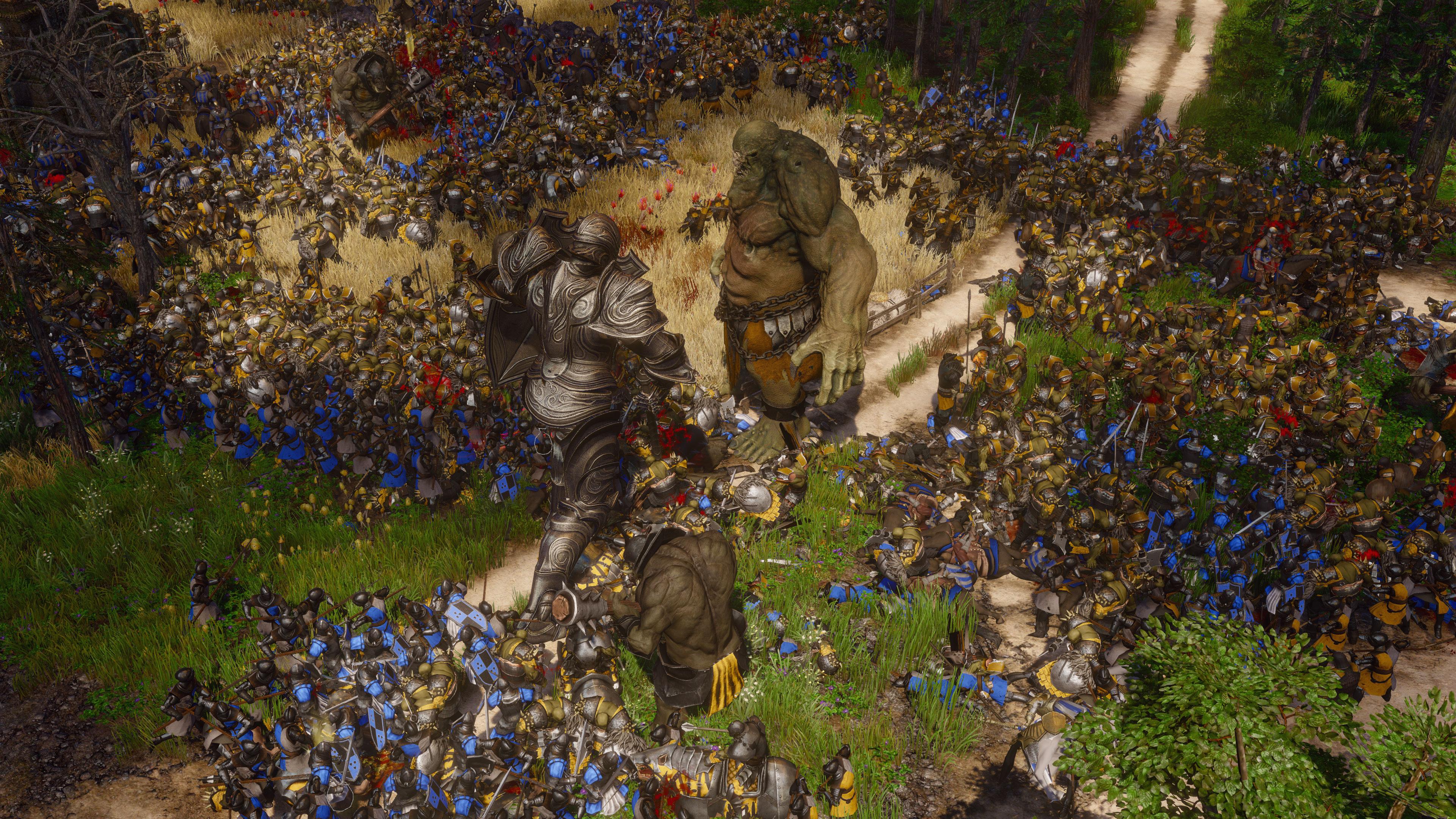 Скриншот №7 к SpellForce III Reforced