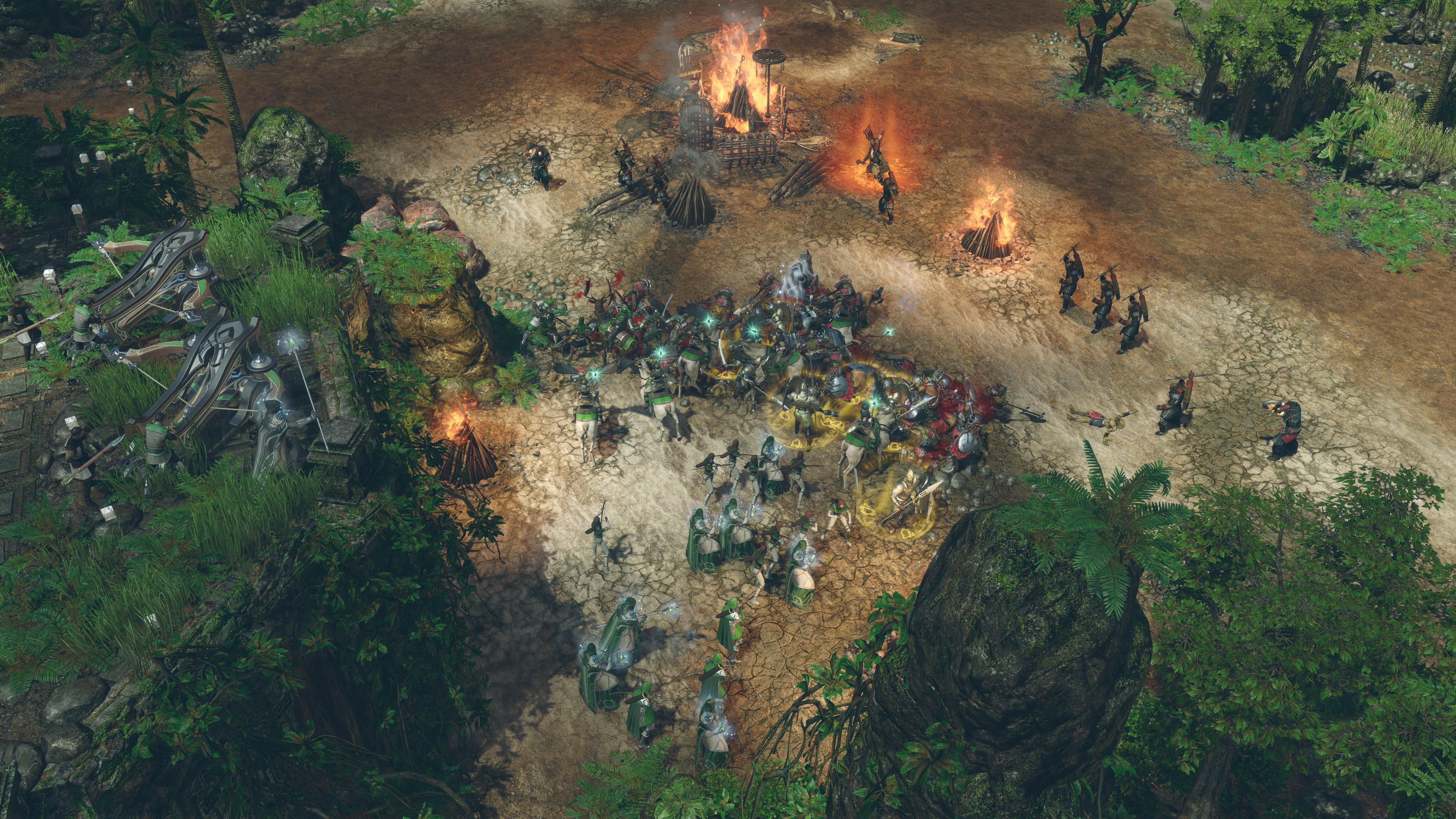 Скриншот №6 к SpellForce III Reforced