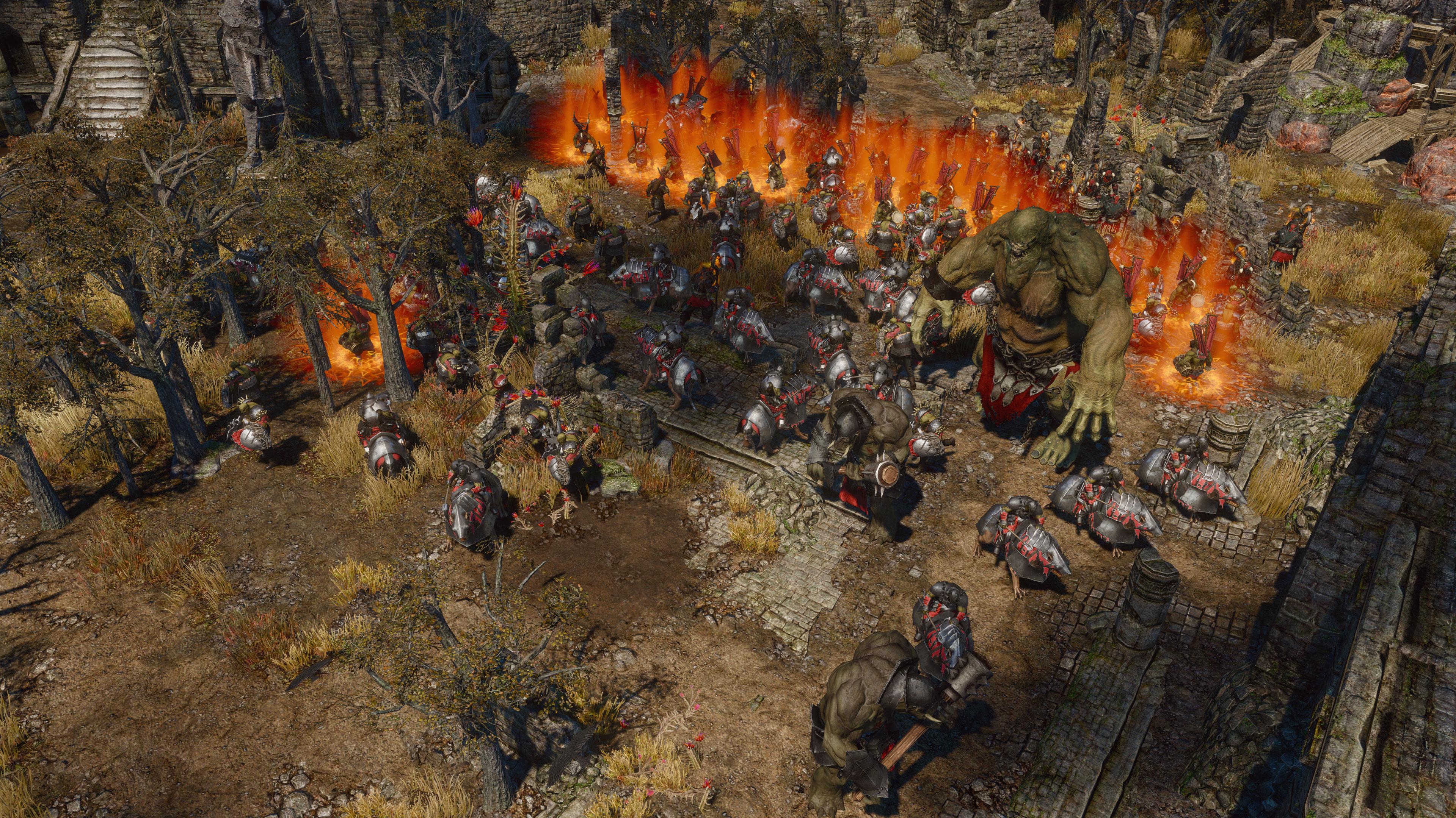 Скриншот №2 к SpellForce III Reforced