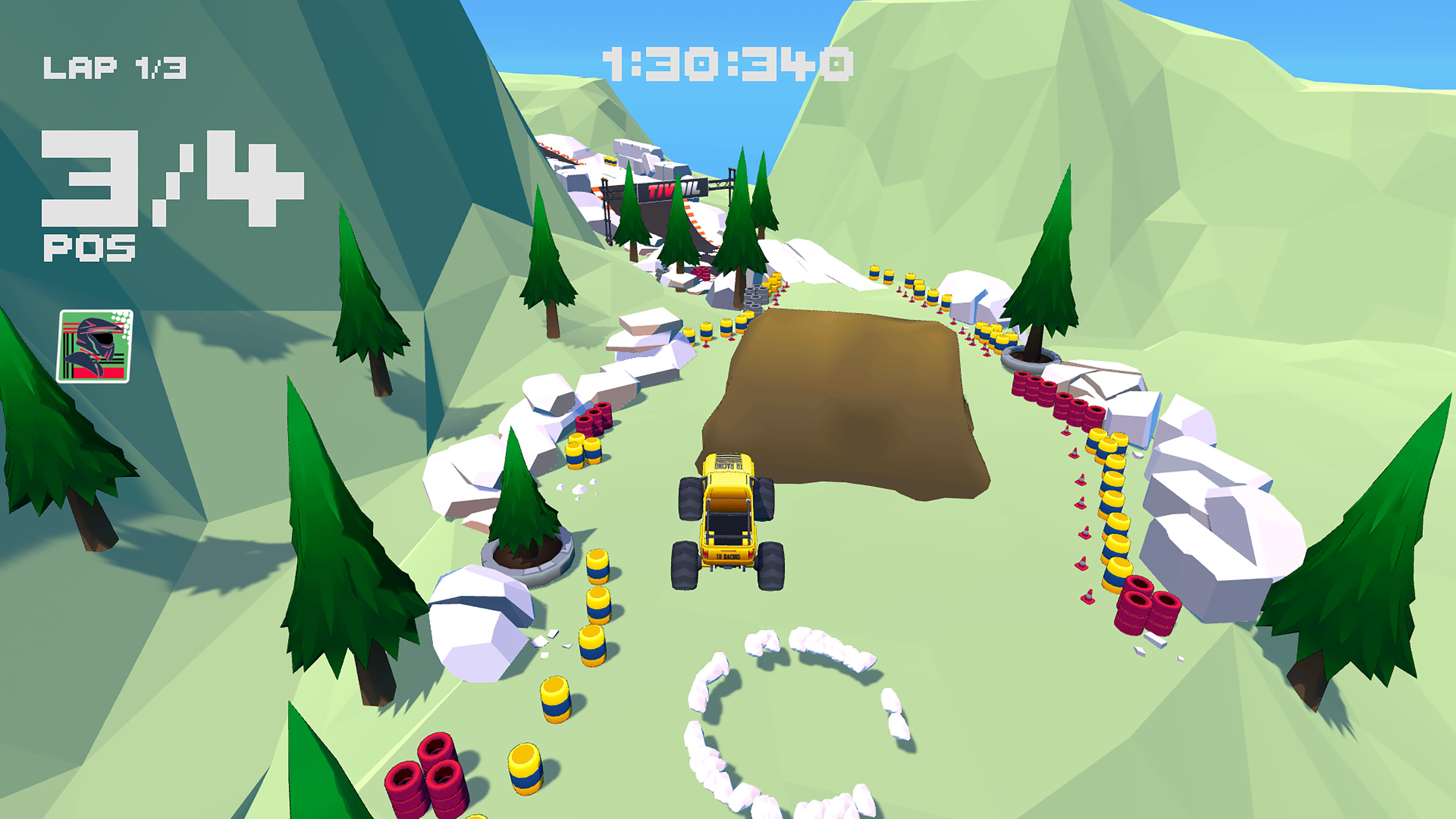 Скриншот №7 к Avatar Full Game Bundle Rally Racing