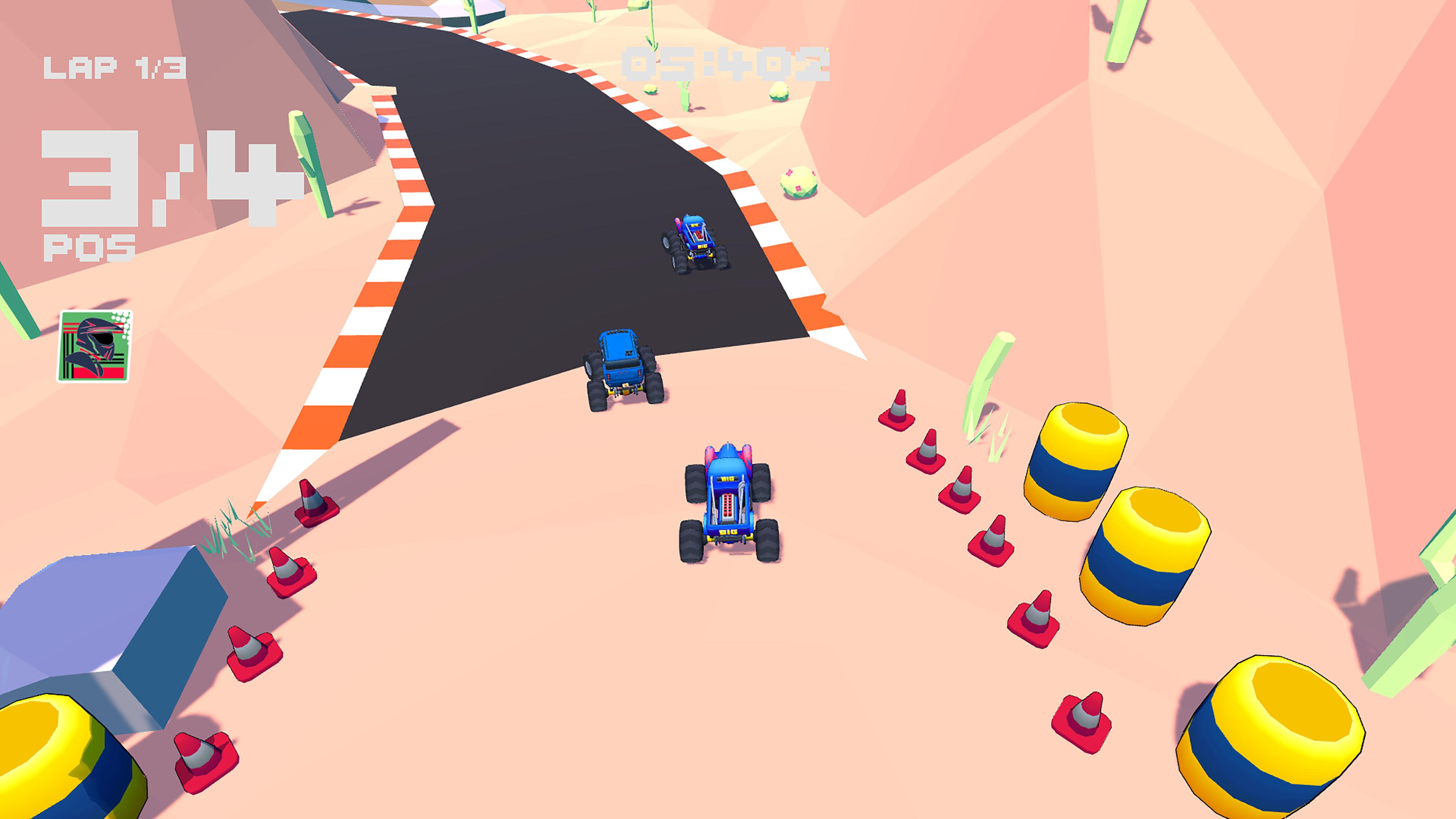 Скриншот №1 к Avatar Full Game Bundle Rally Racing