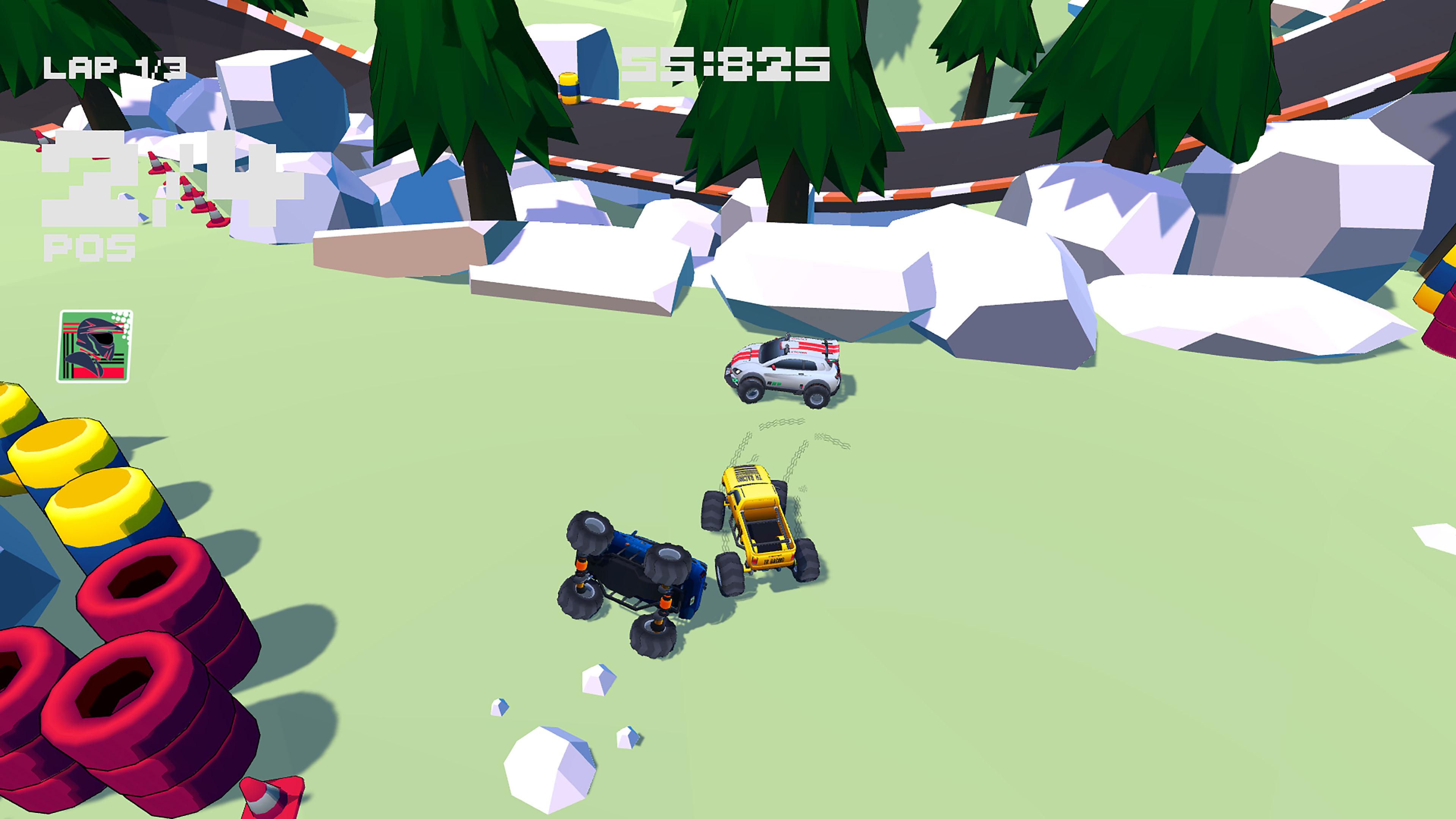 Скриншот №4 к Avatar Full Game Bundle Rally Racing