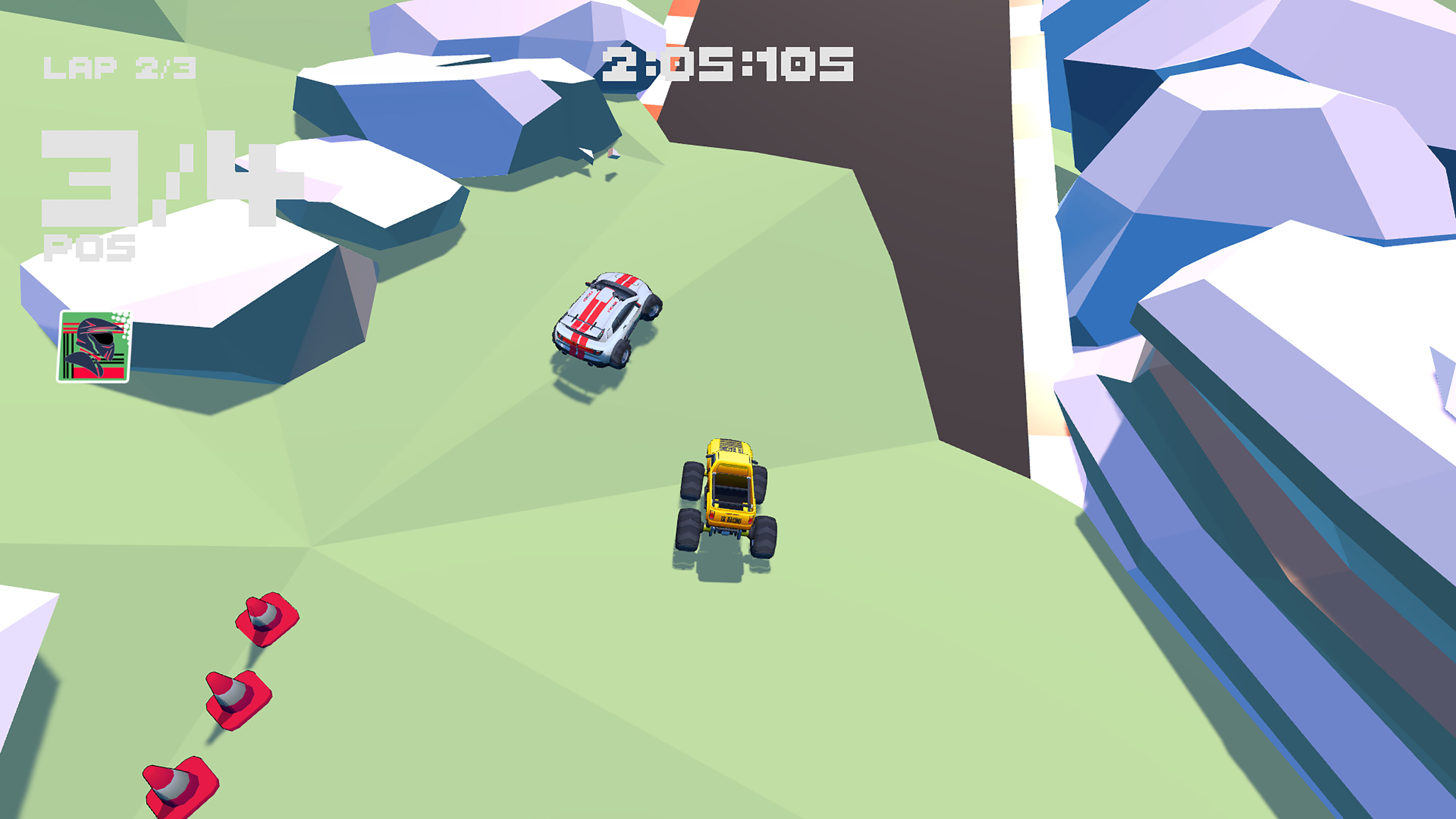 Скриншот №8 к Avatar Full Game Bundle Rally Racing