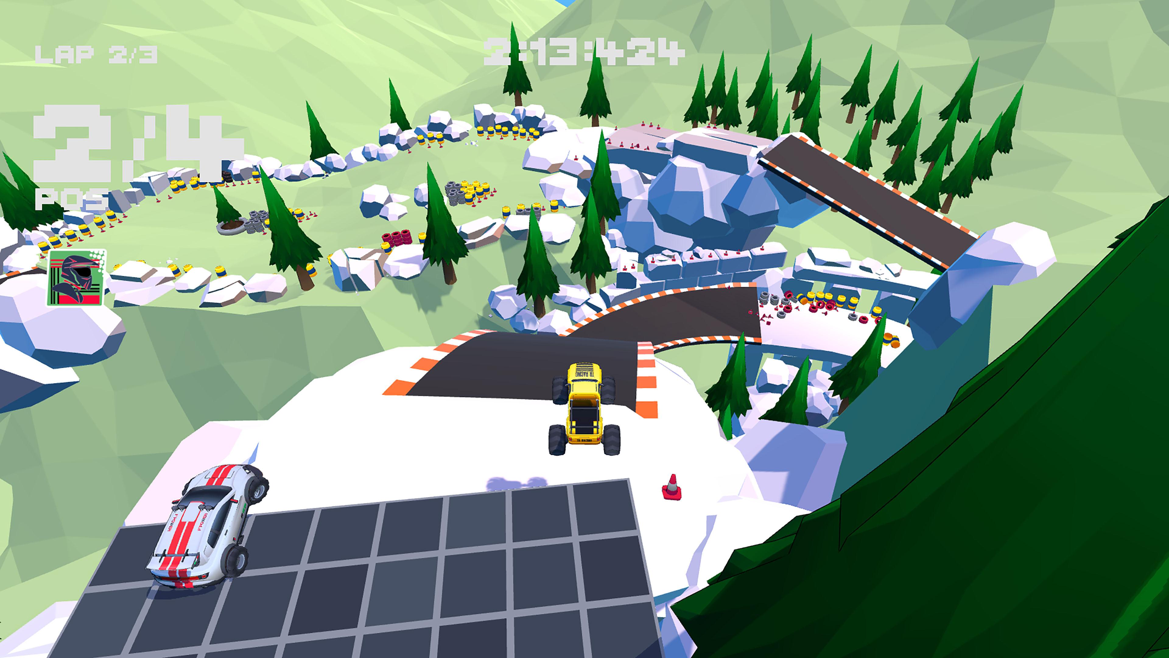 Скриншот №6 к Avatar Full Game Bundle Rally Racing