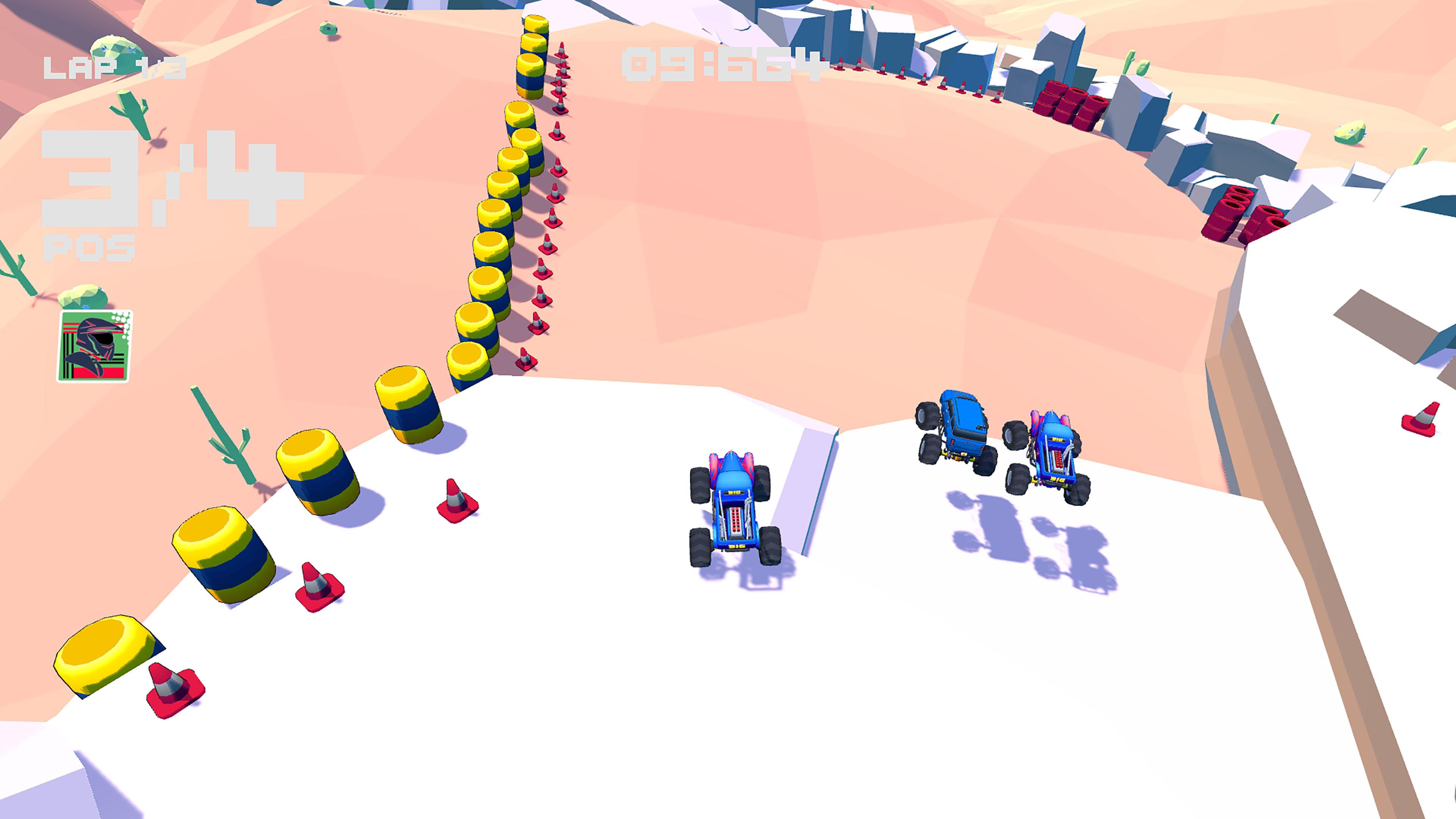 Скриншот №3 к Avatar Full Game Bundle Rally Racing