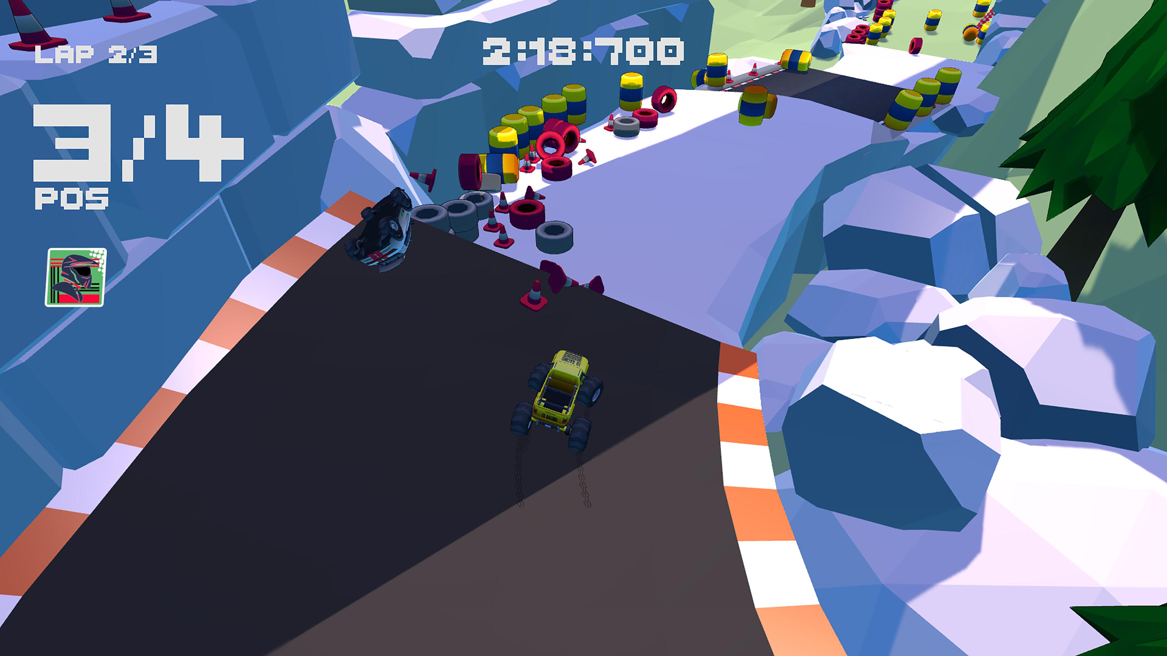 Скриншот №9 к Avatar Full Game Bundle Rally Racing