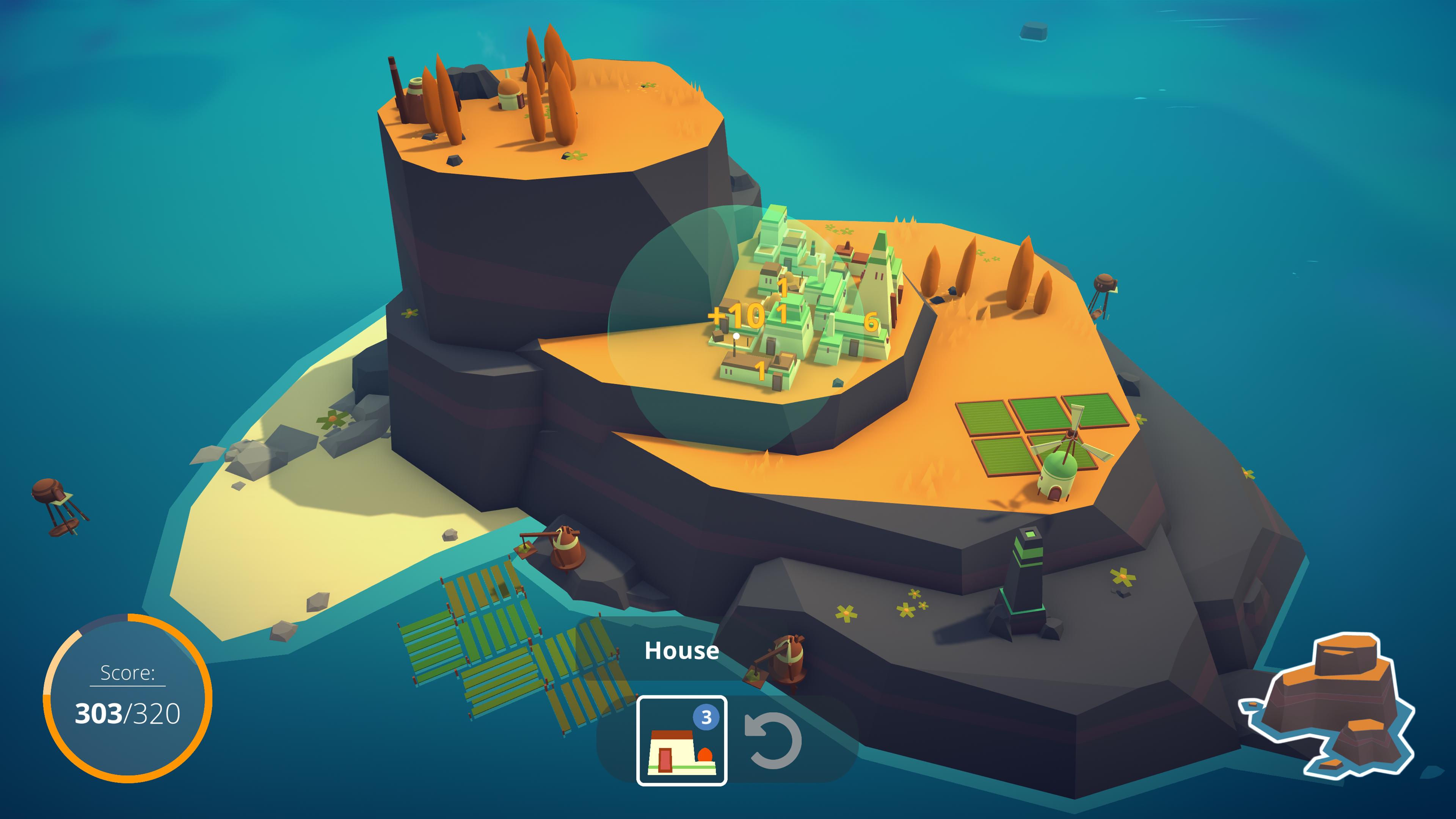 Скриншот №6 к ISLANDERS Console Edition