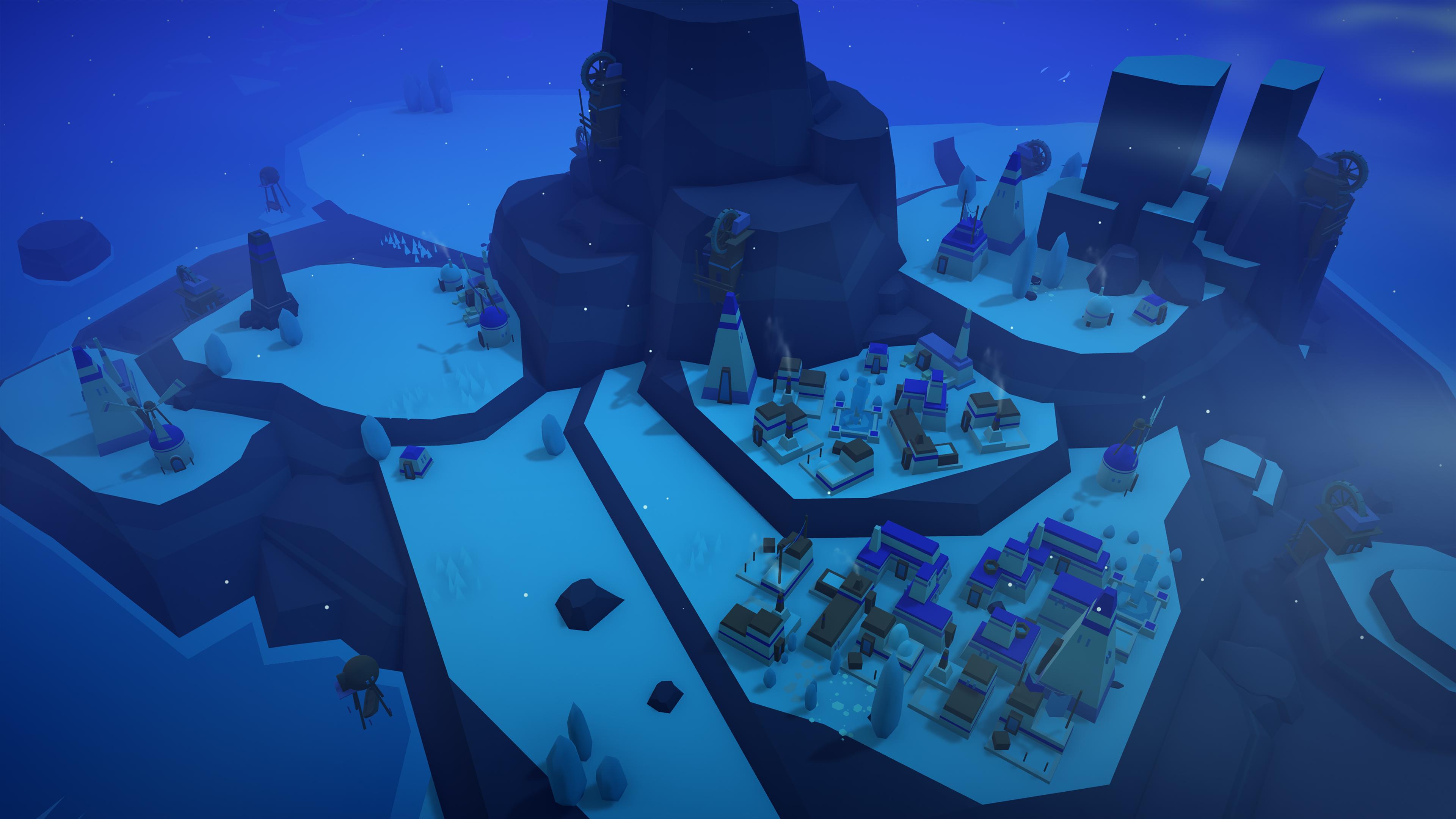 Скриншот №4 к ISLANDERS Console Edition