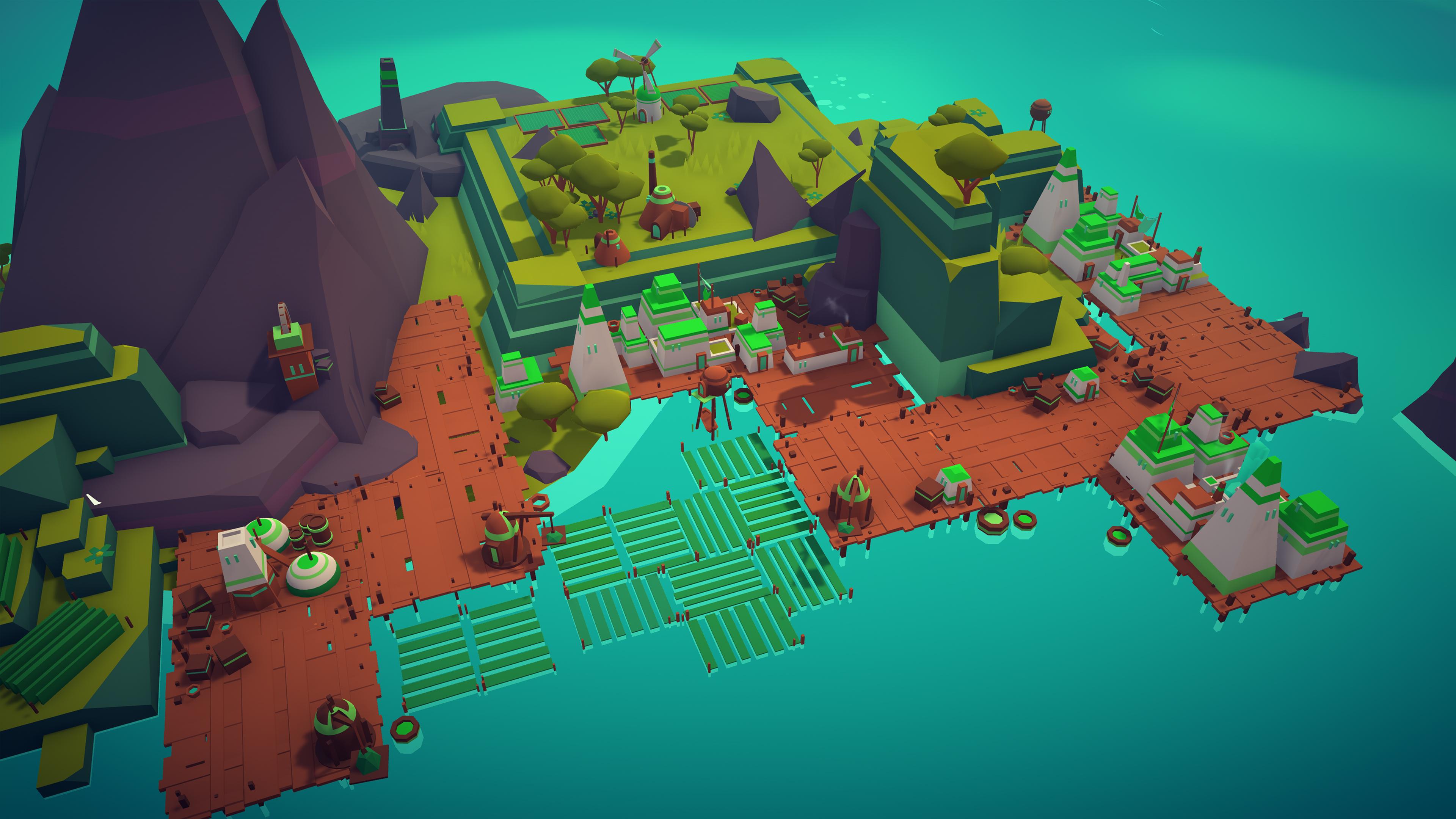 Скриншот №2 к ISLANDERS Console Edition