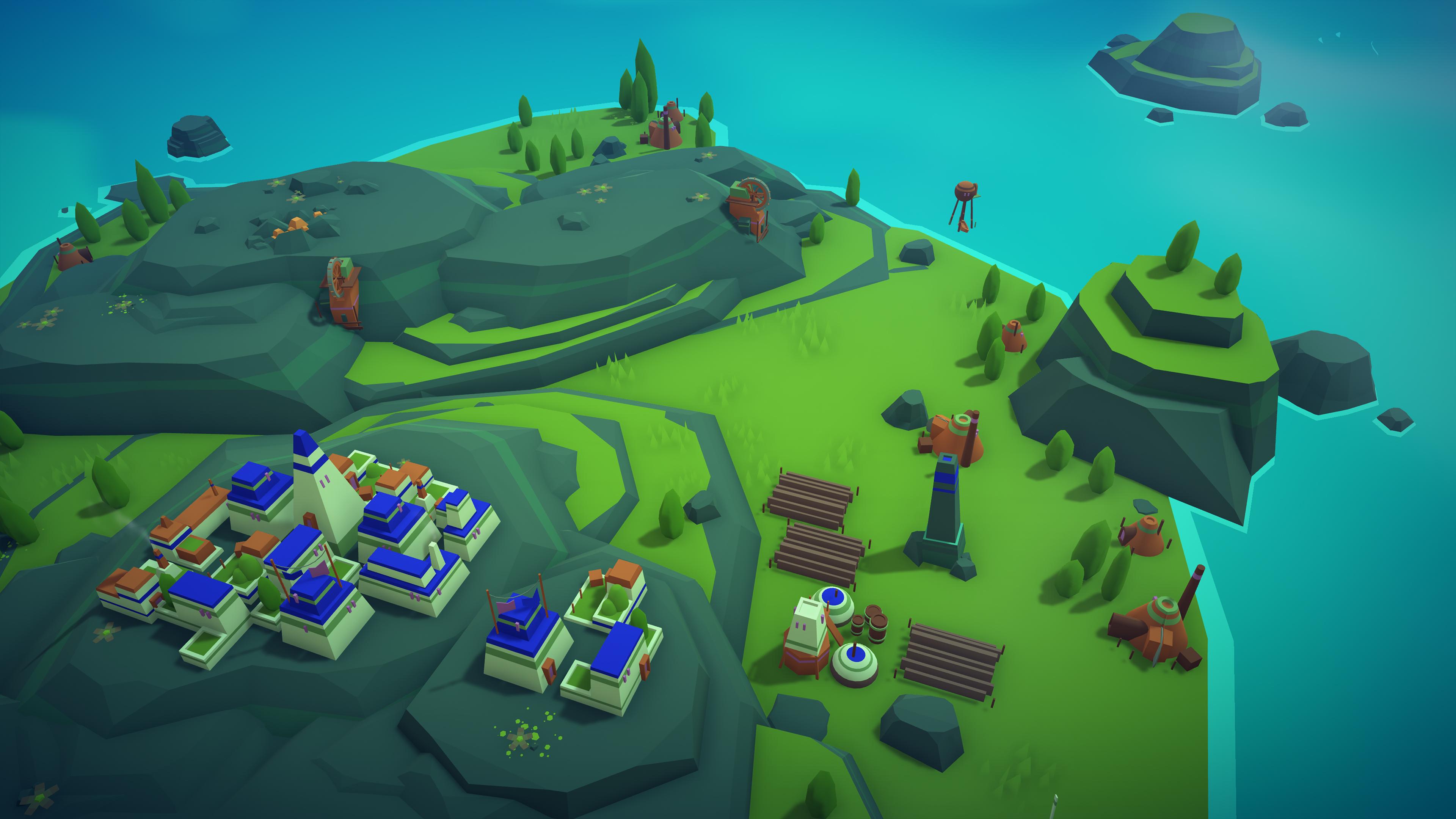 Скриншот №5 к ISLANDERS Console Edition