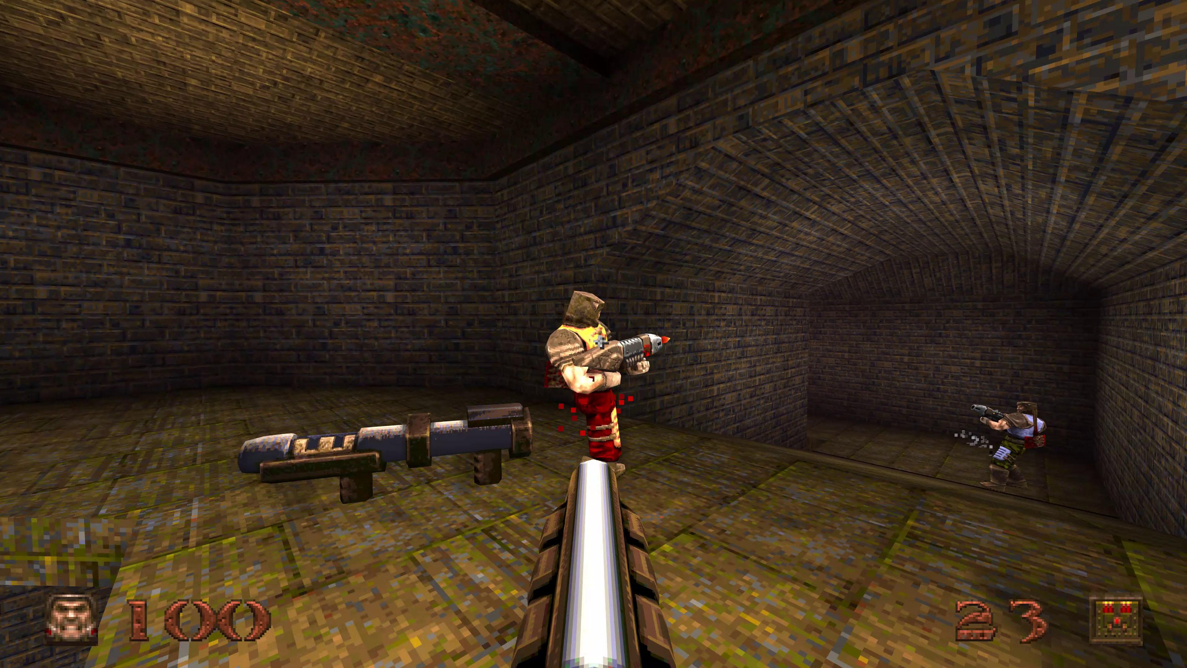 Скриншот №4 к Quake