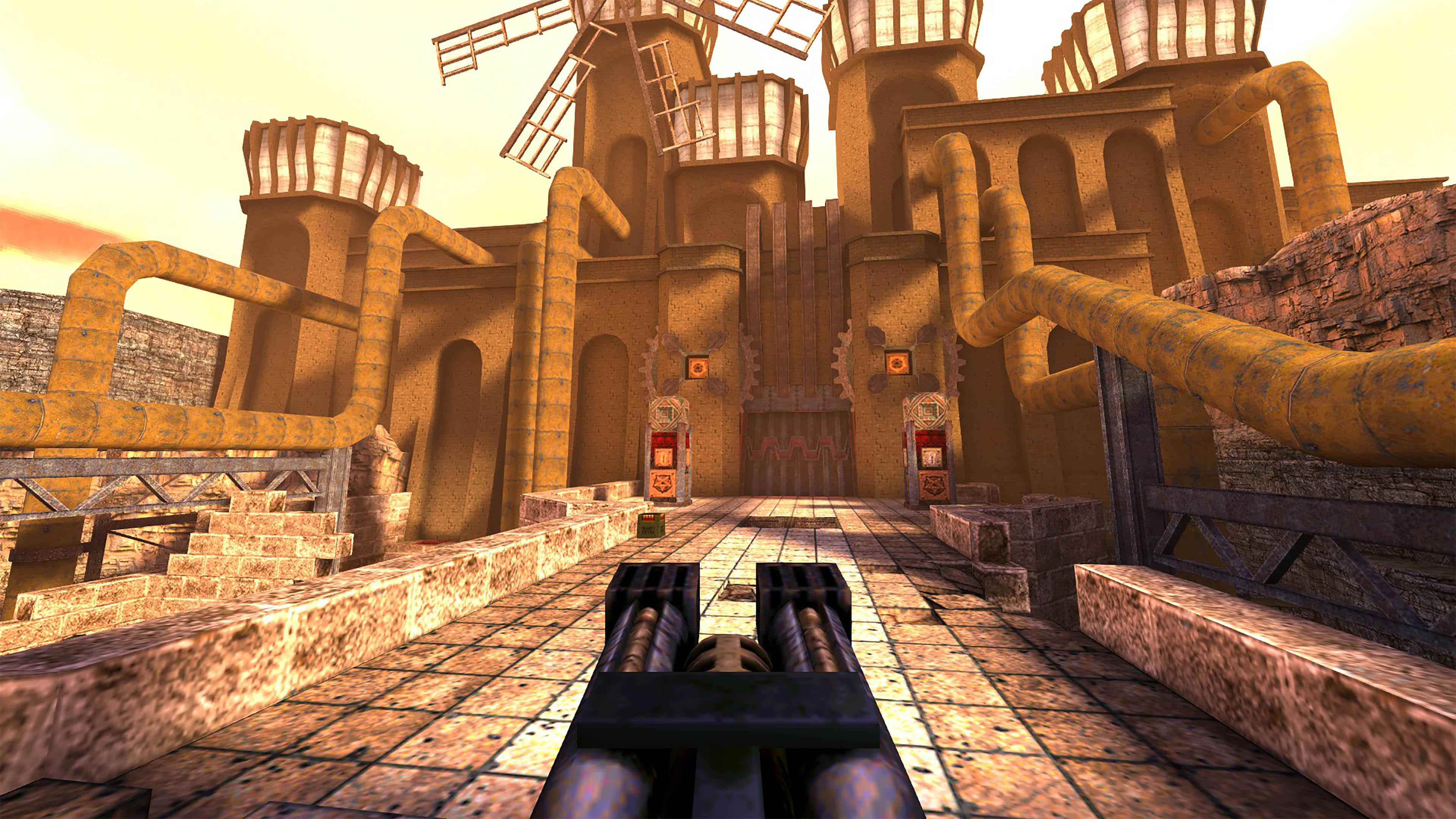 Скриншот №1 к Quake