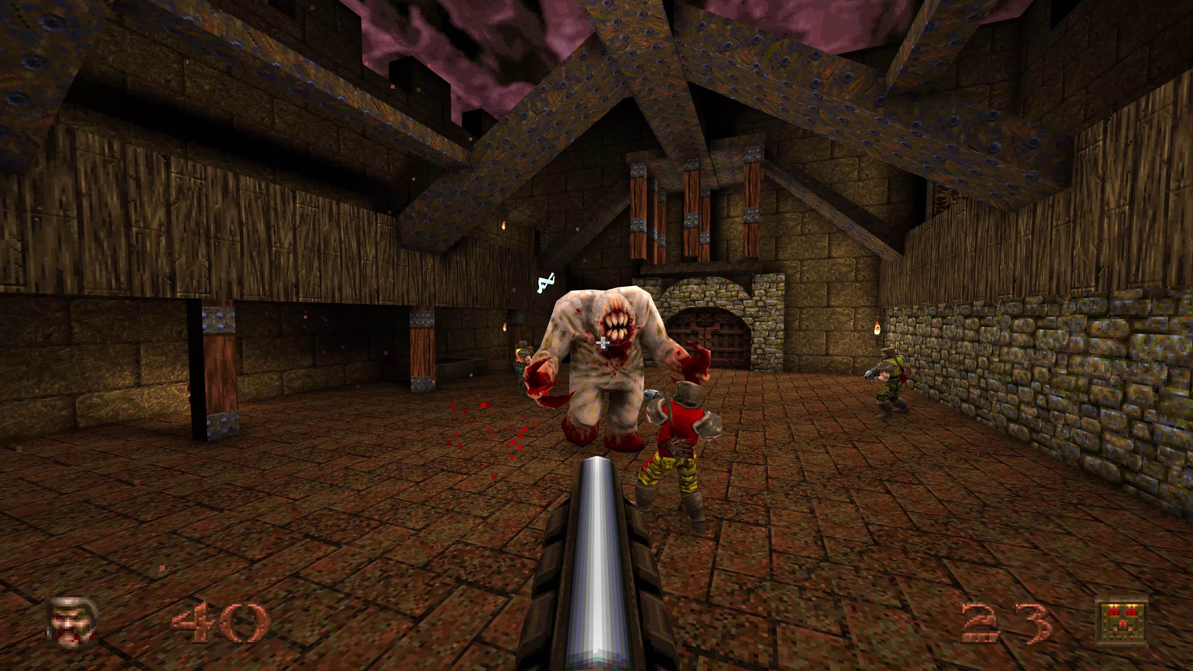 Скриншот №8 к Quake