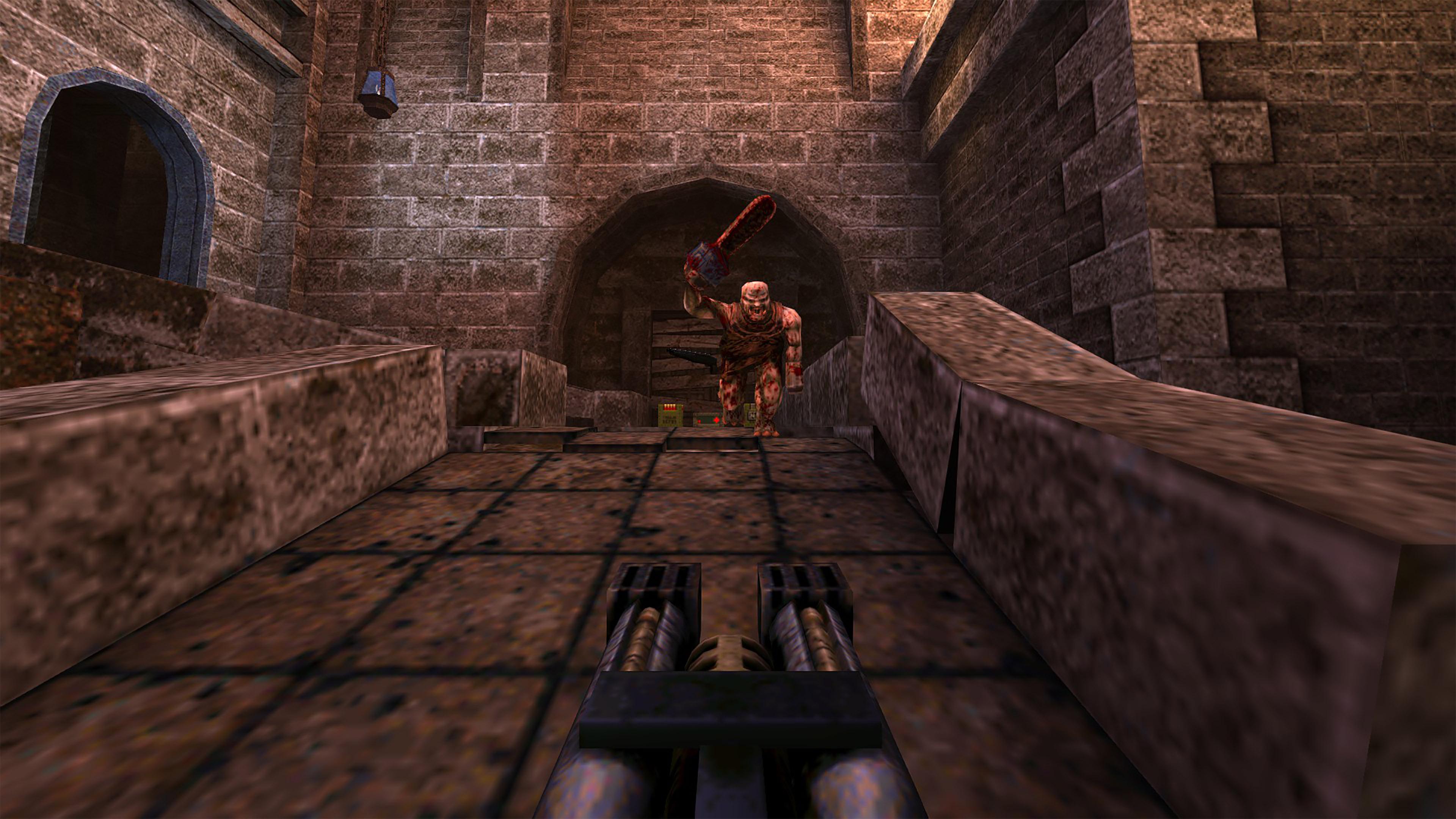 Скриншот №7 к Quake