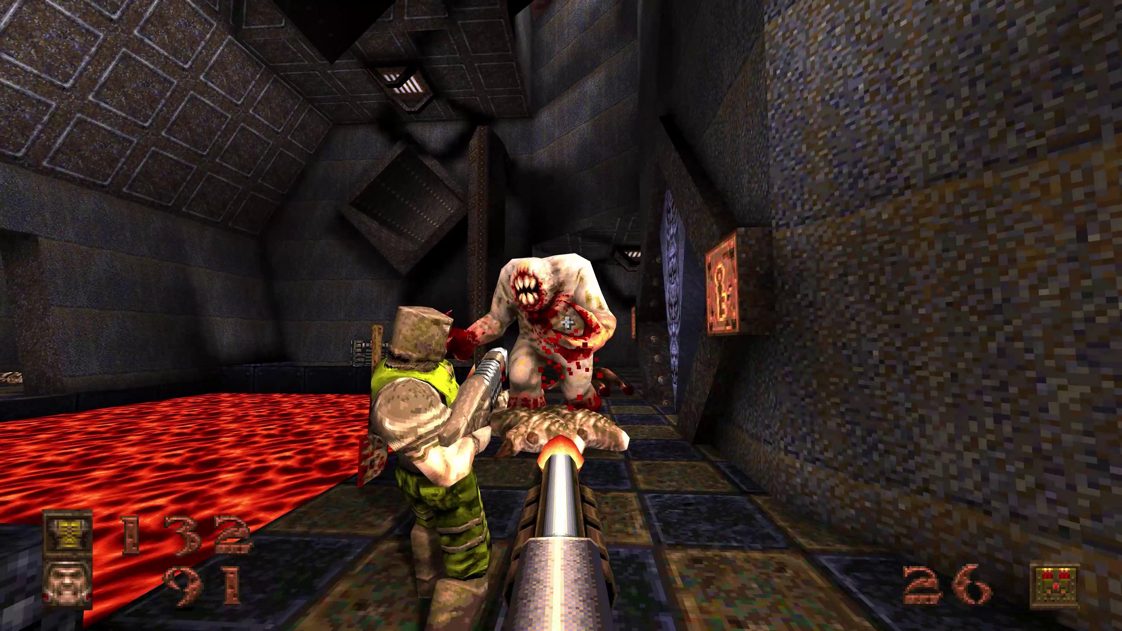 Скриншот №3 к Quake