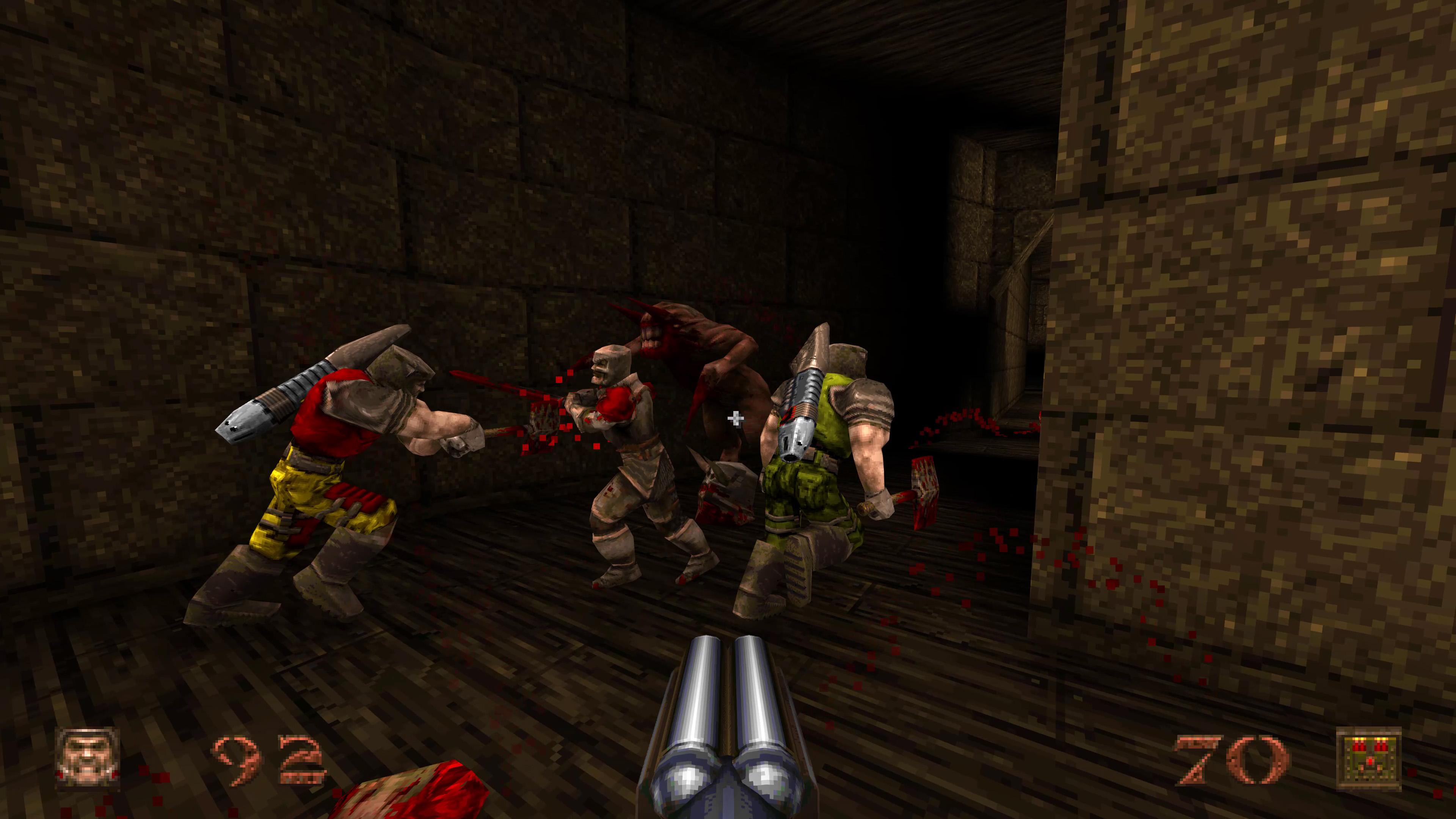 Скриншот №5 к Quake
