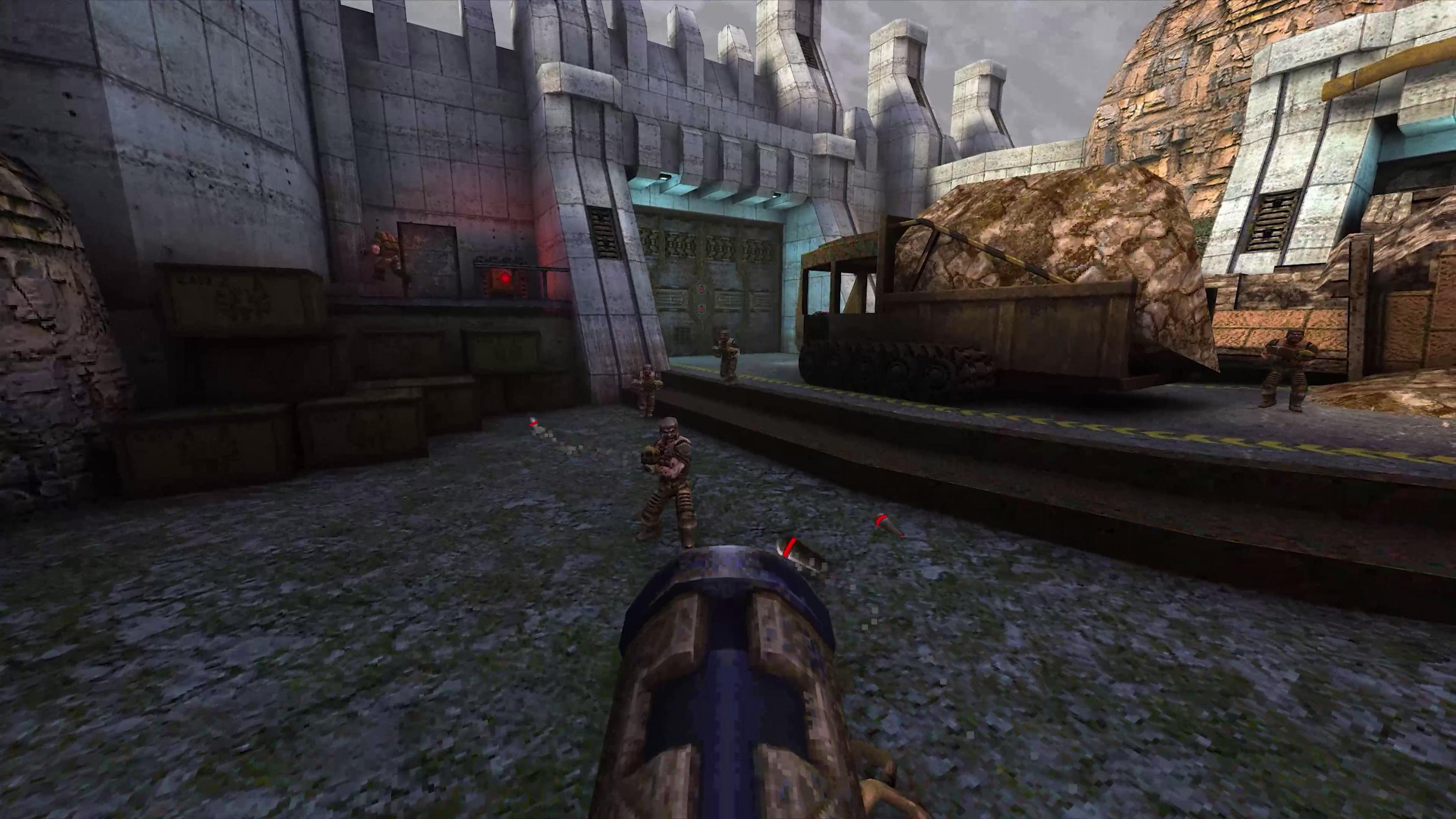 Скриншот №2 к Quake