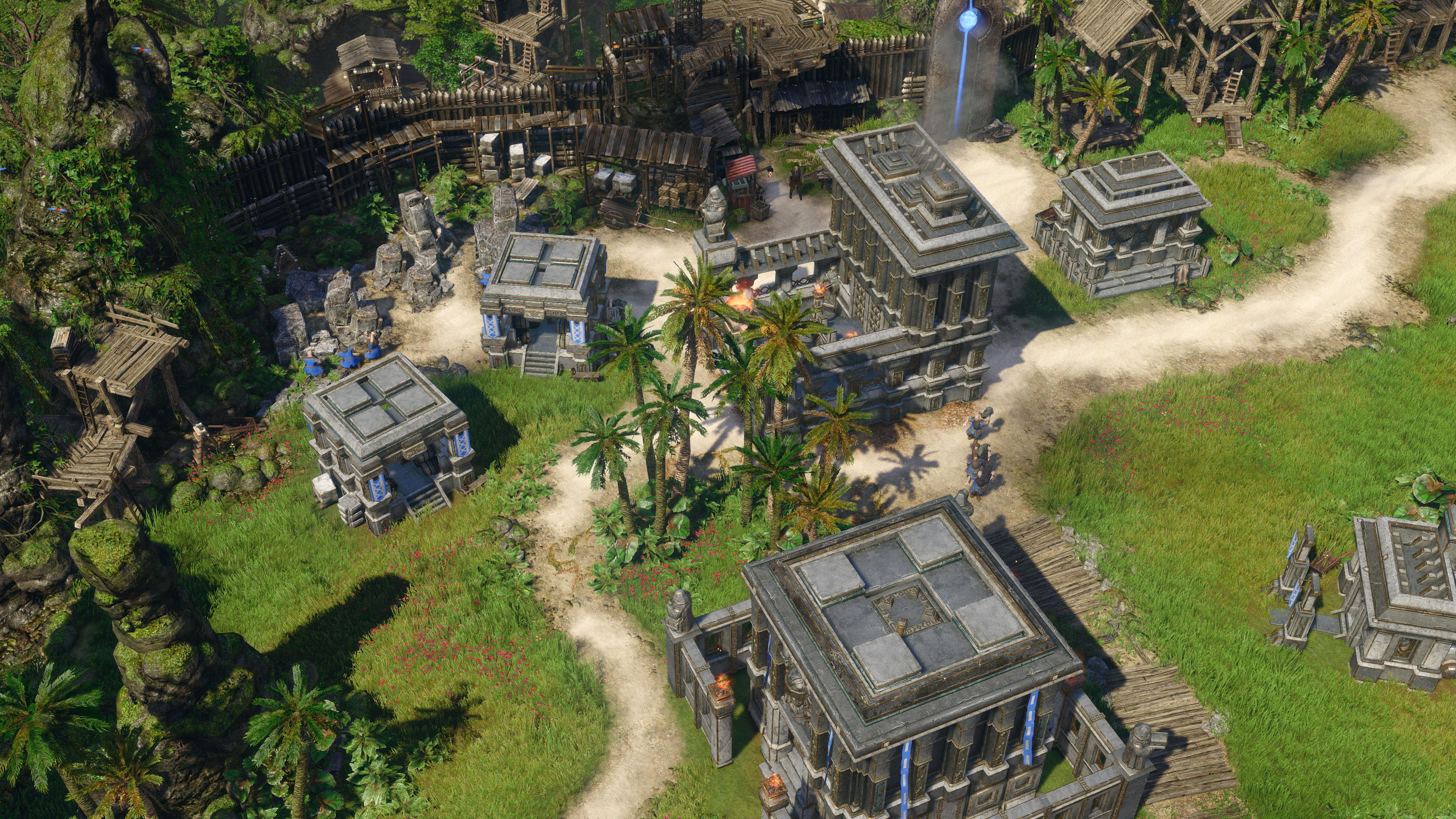 Скриншот №5 к SpellForce III Reforced Complete Edition