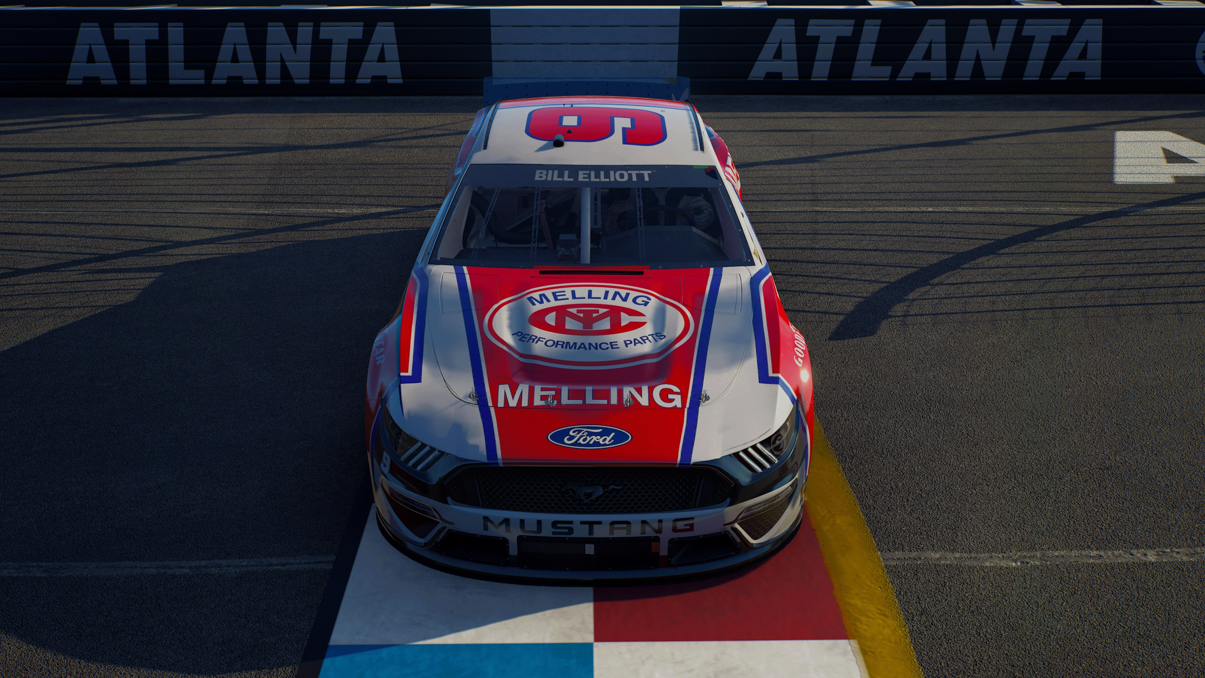 Скриншот №3 к NASCAR 21 Ignition - Champions Edition