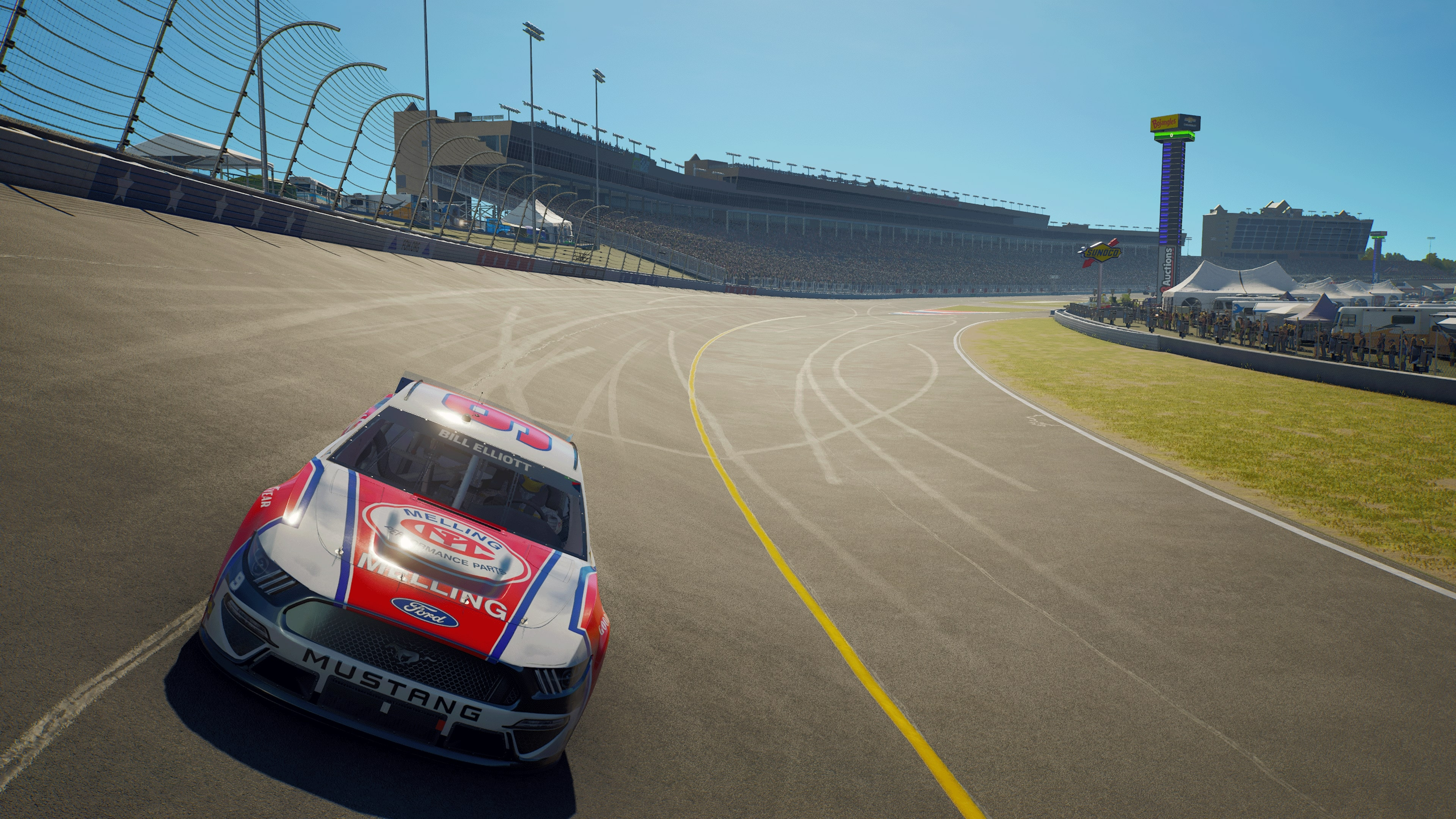 Скриншот №2 к NASCAR 21 Ignition - Champions Edition